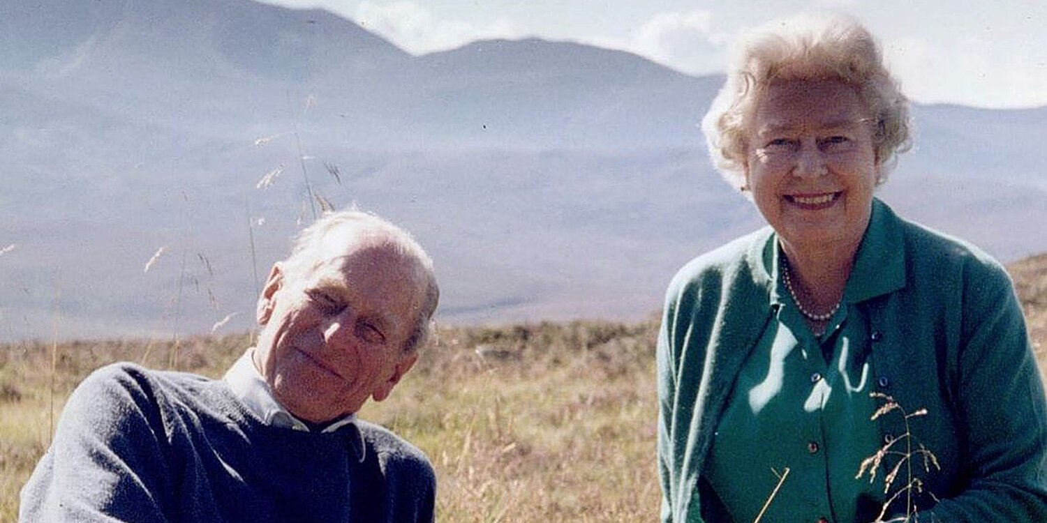 Queen Elizabeth Shares a Private and Candid Photo of Her and Prince Philip Ahead of Funeral.jpg