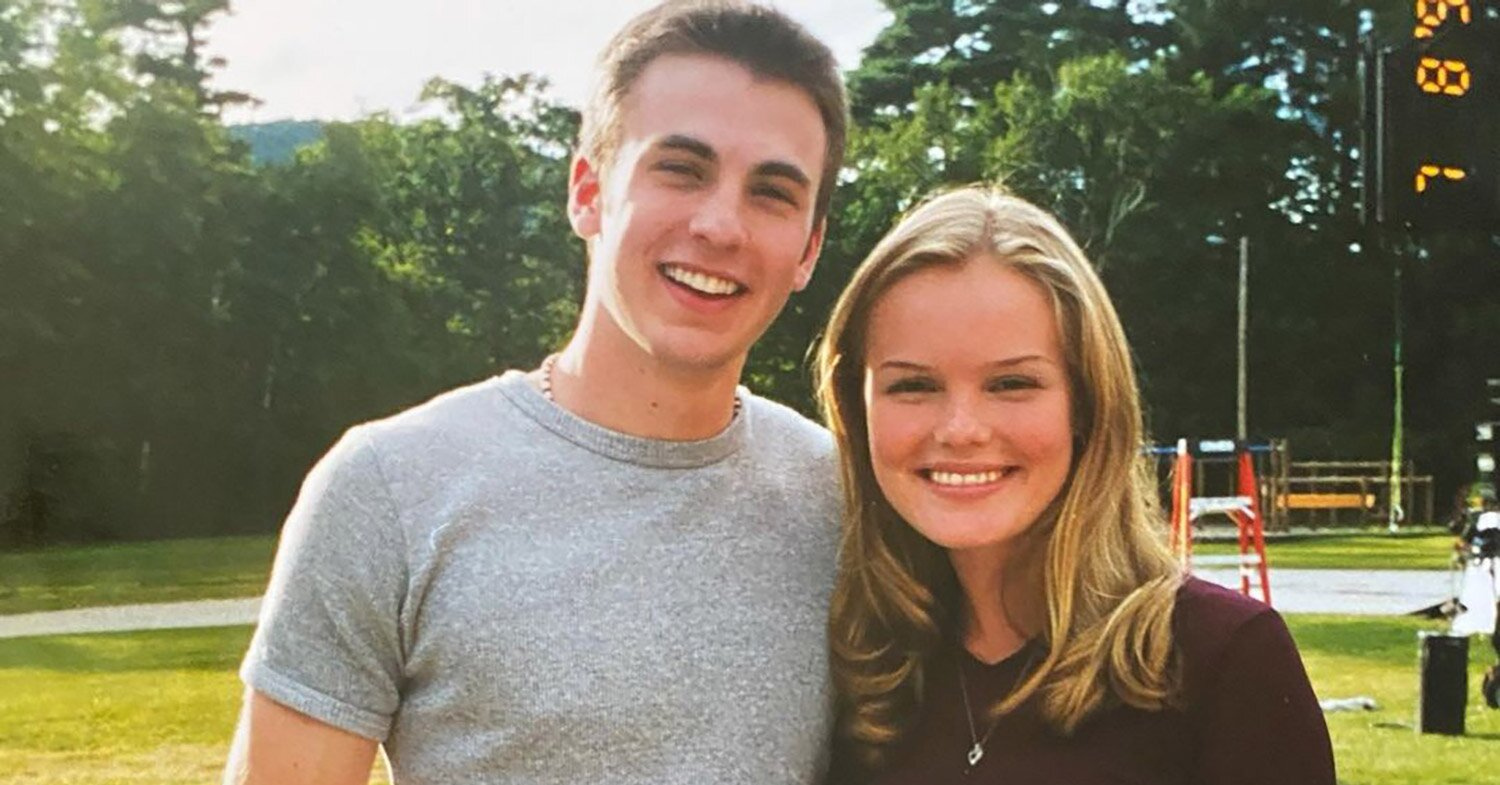 Kate Bosworth Shares Amazing '90s Throwback Photos with Chris Evans: 'Hey Capt. America'.jpg