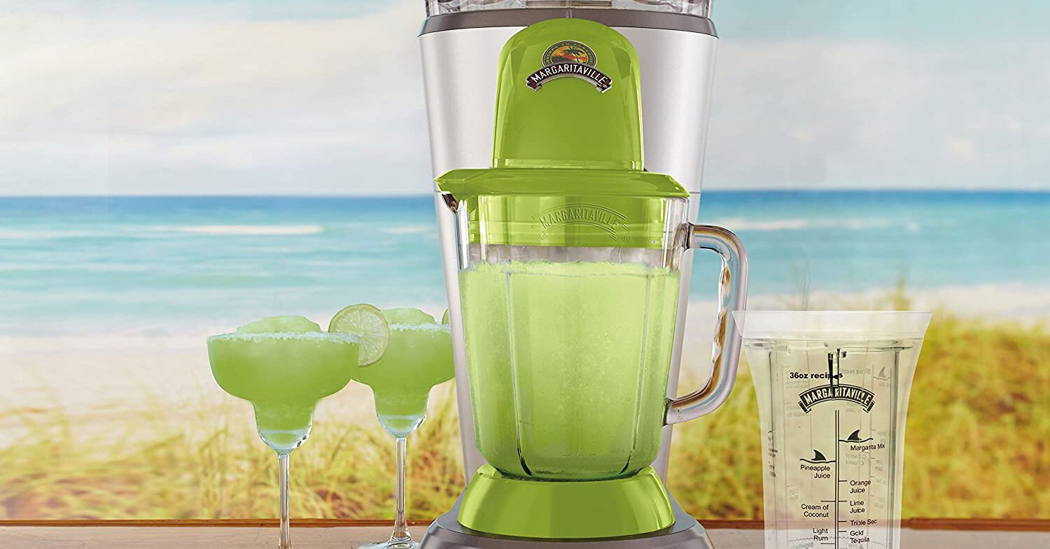 Take Taco Tuesday Up a Notch with Amazon's Best-Selling Margarita Machine