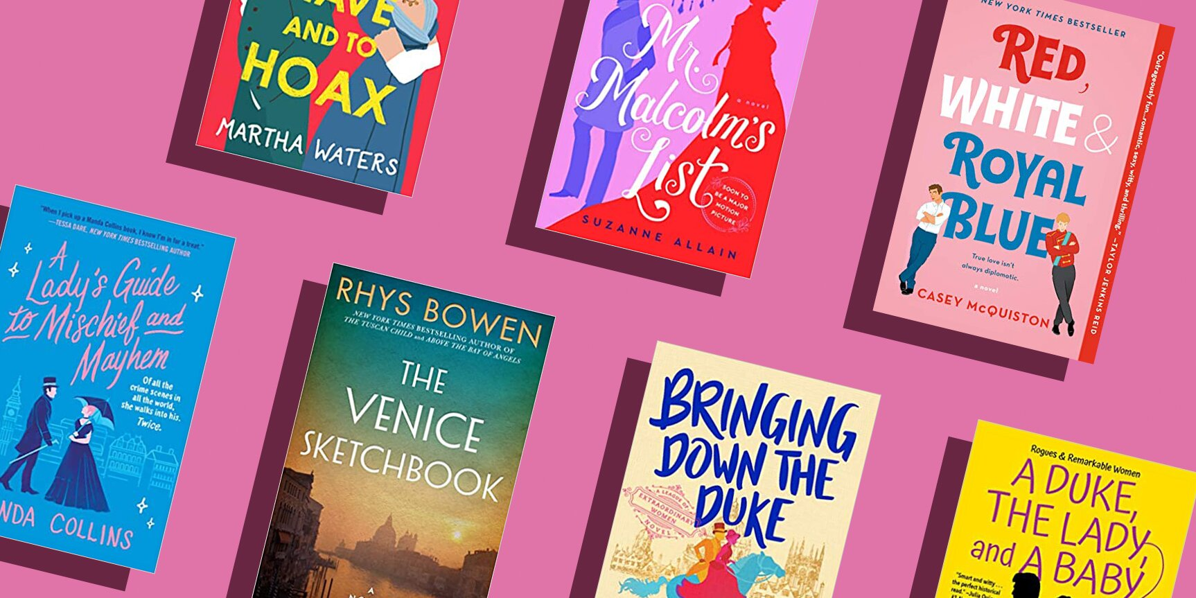 12 Books to Read While You Wait for New Episodes of Bridgerton