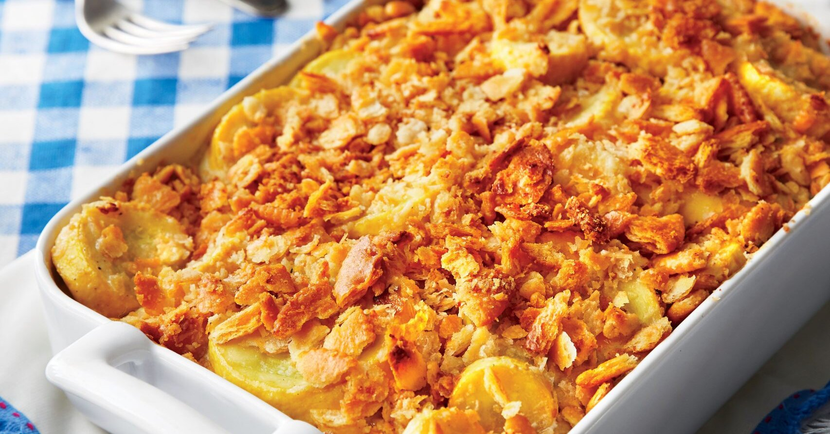 My Grandmother's Secret to the Most Asked-About Squash Casserole Ever
