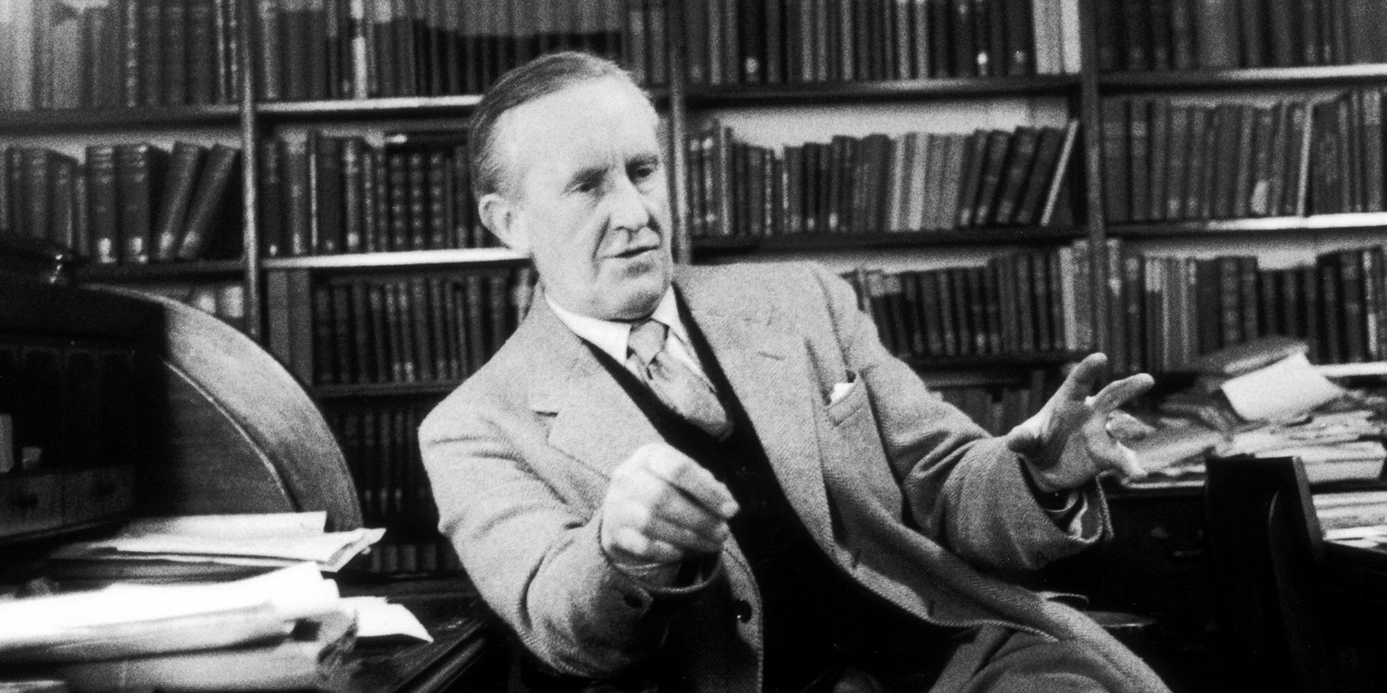 For the first time, new edition of 'Lord of the Rings' will include J.R.R. Tolkien's own art