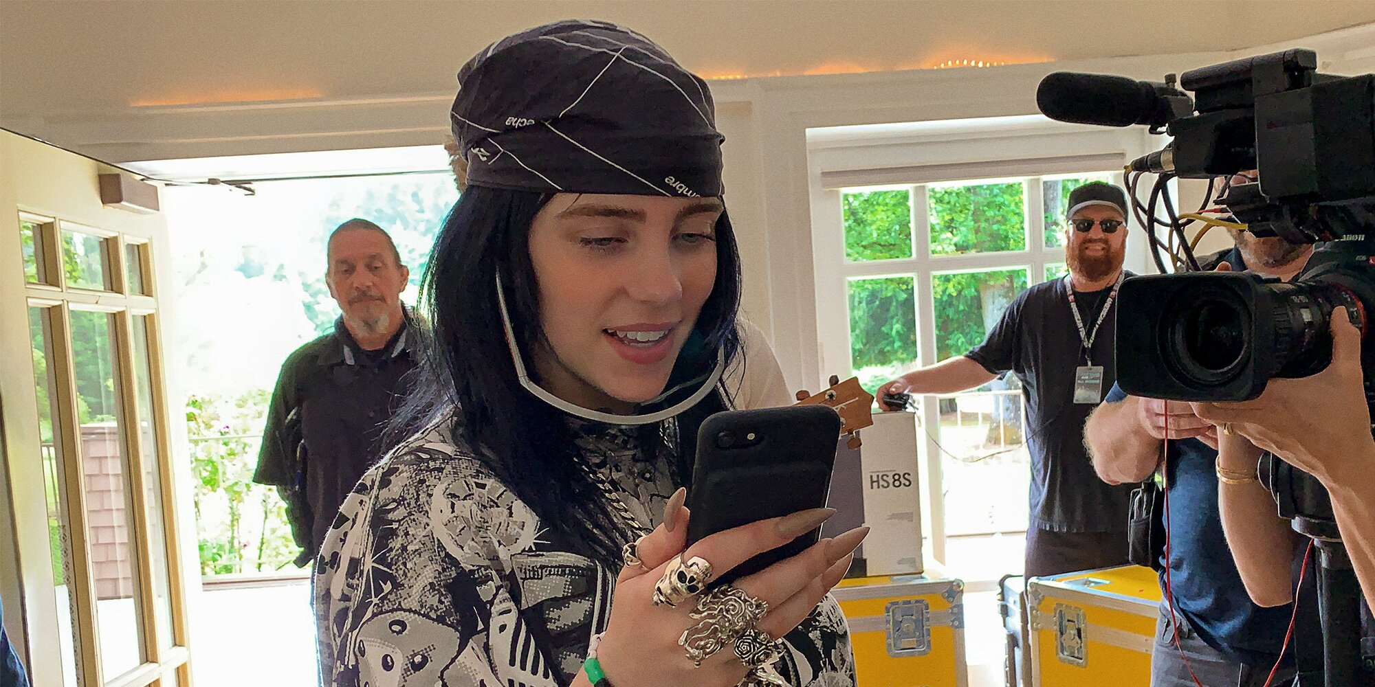 Billie Eilish: The World's a Little Blurry offers a raw pop-star confessional: Review.jpg