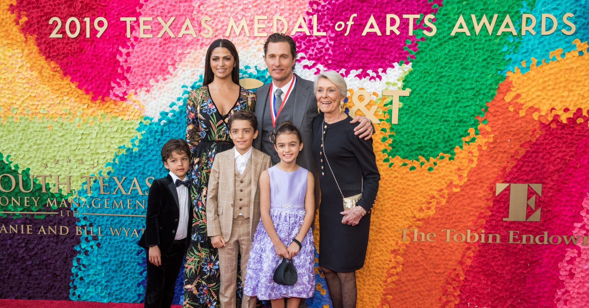 Matthew McConaughey Hopes to Be Best Friends With His Kids—Just Not Any Time Soon