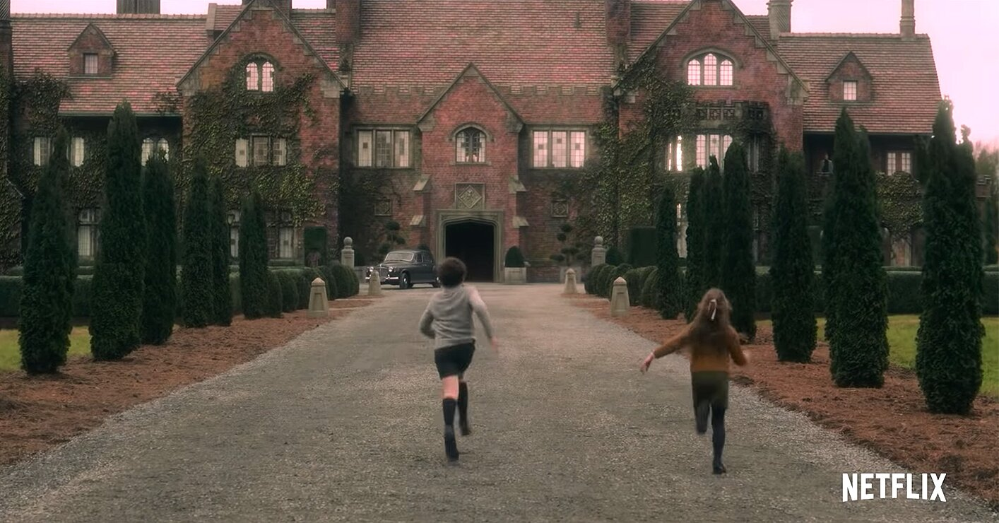 Netflix Reveals Trailer For The Haunting Of Bly Manor People Com