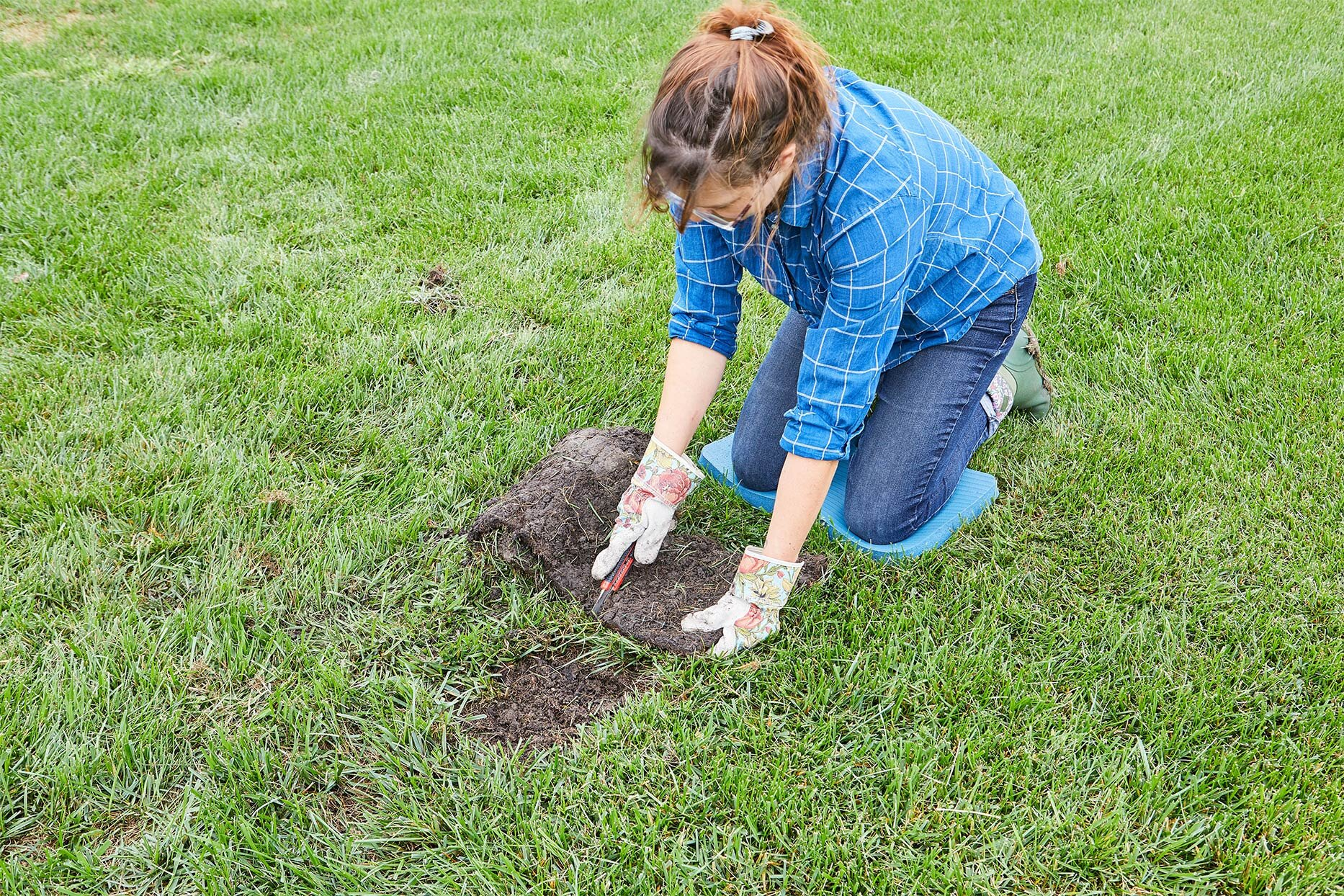 5 Key Steps To Laying Sod Better Homes Gardens