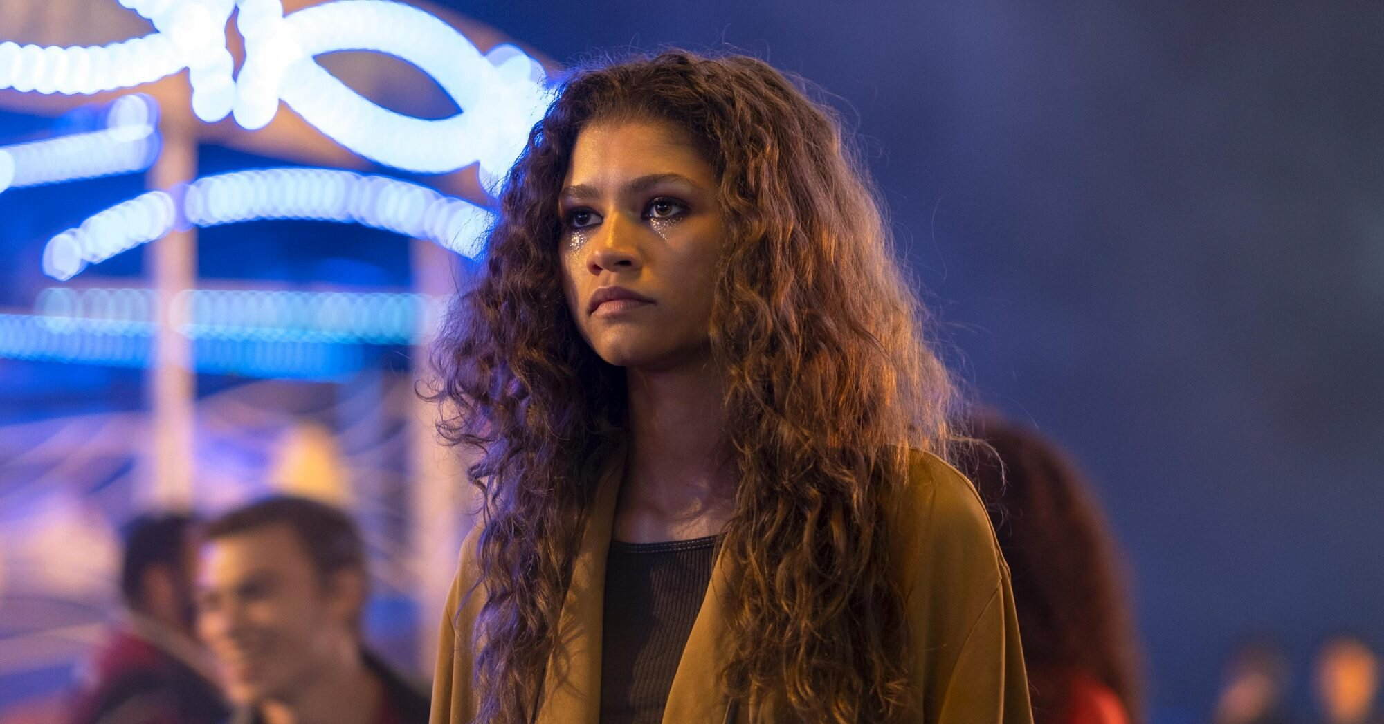Zendaya teases Euphoria bridge episode to hold us over until ...
