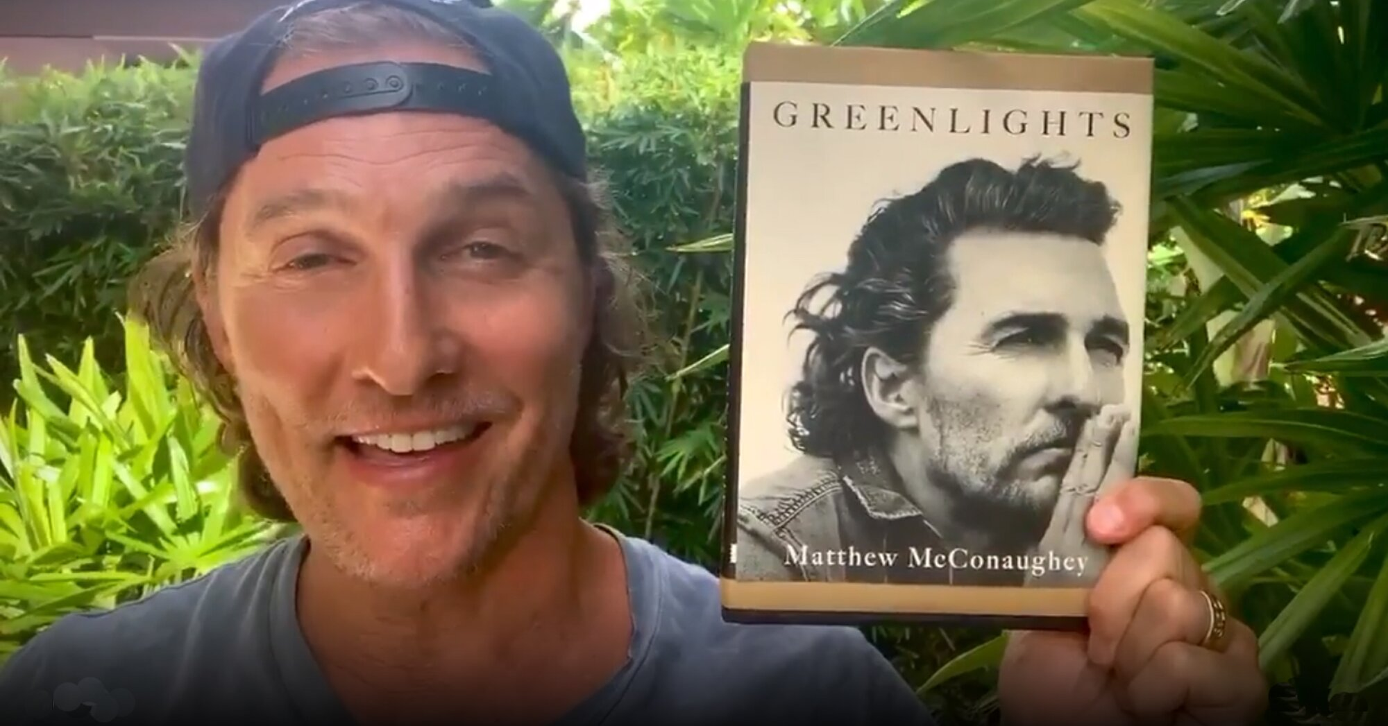 Matthew McConaughey on His Memoir Writing Process: 12 Days Alone in the Desert (Without Electricity!)