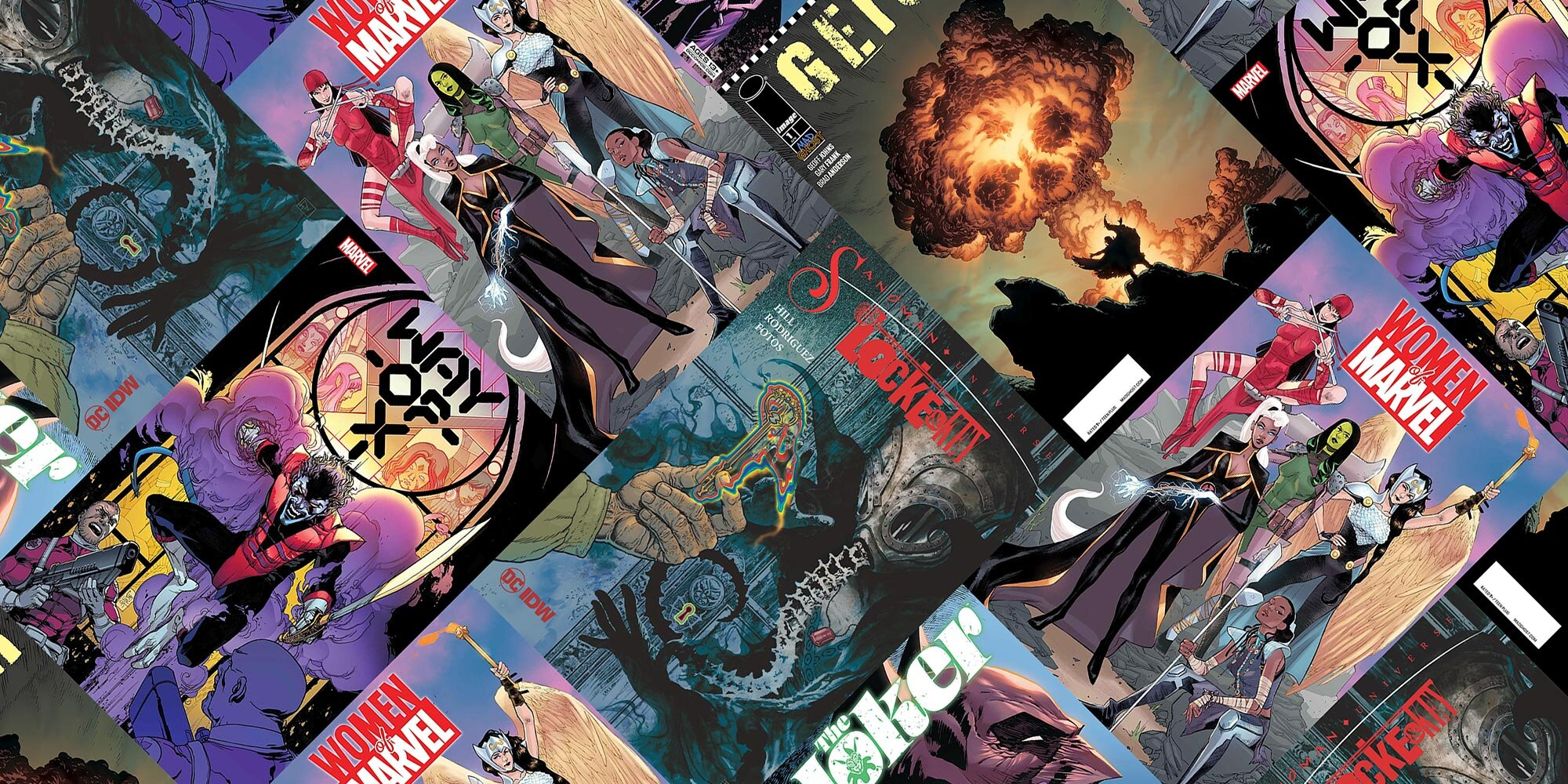 The best comics to read in April: Keys to the past and future