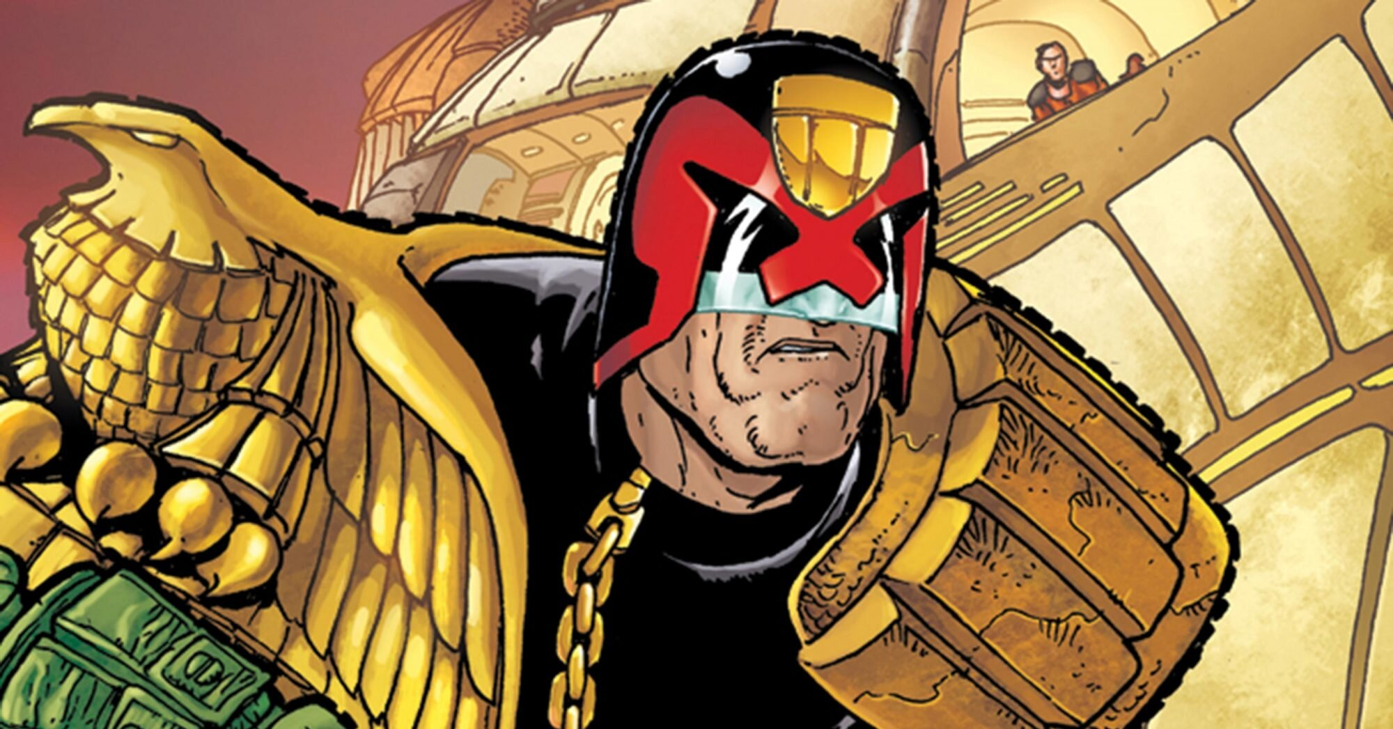 Judge Dredd immersive experience to open in London next spring