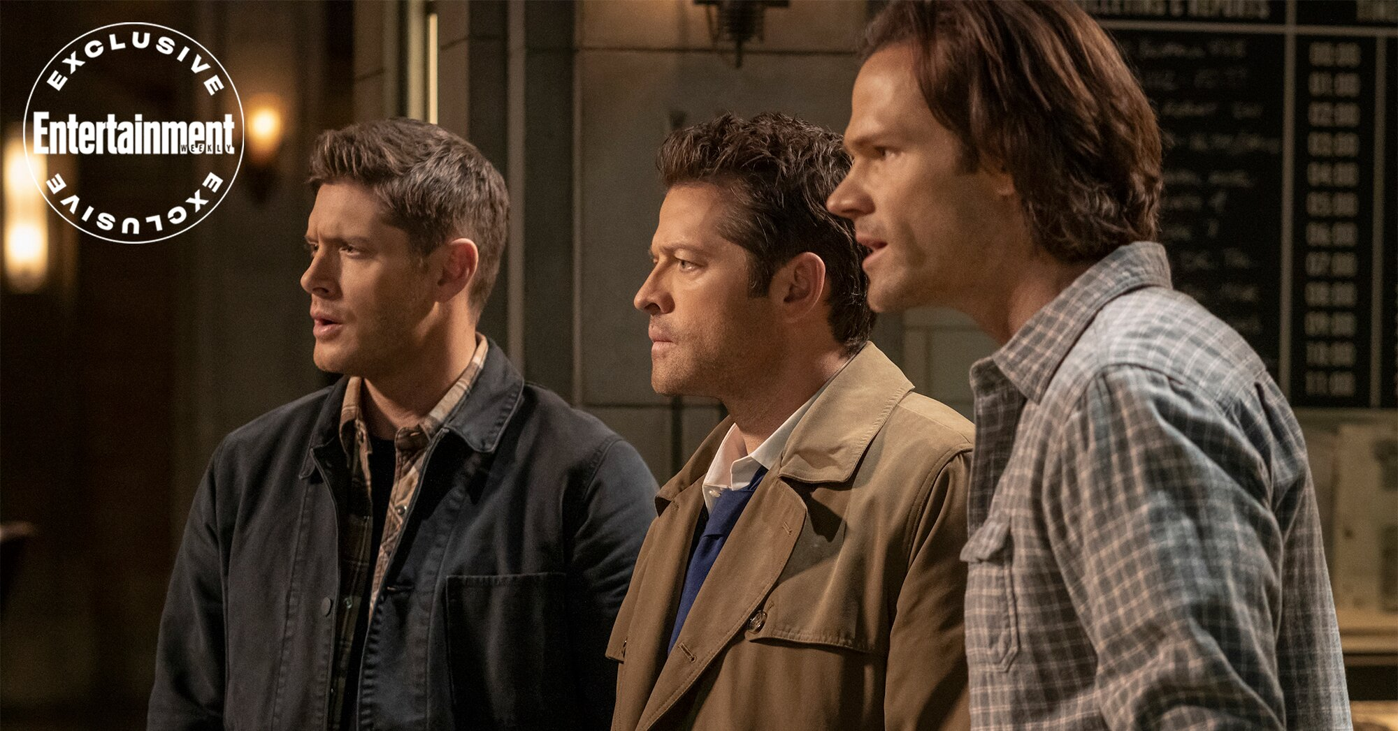 Jensen Ackles, Andrew Dabb share how COVID-19 changed the 'Supernatural' finale