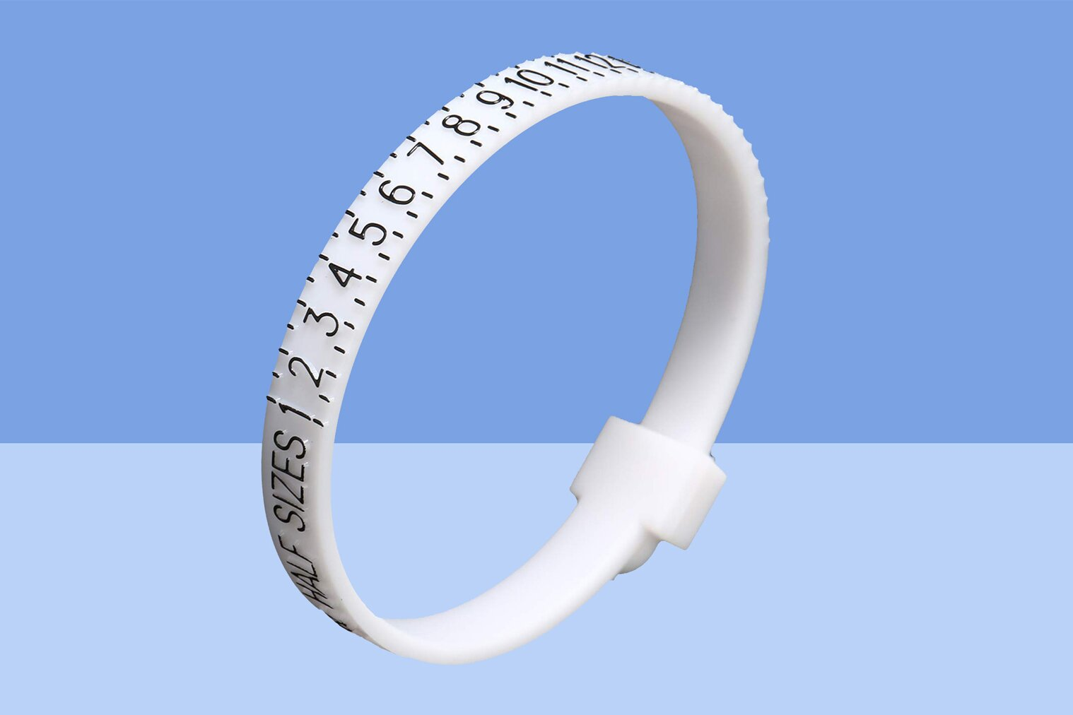 How to Measure Ring Size: A Ring Size Chart and 2 More Tips | Real Simple