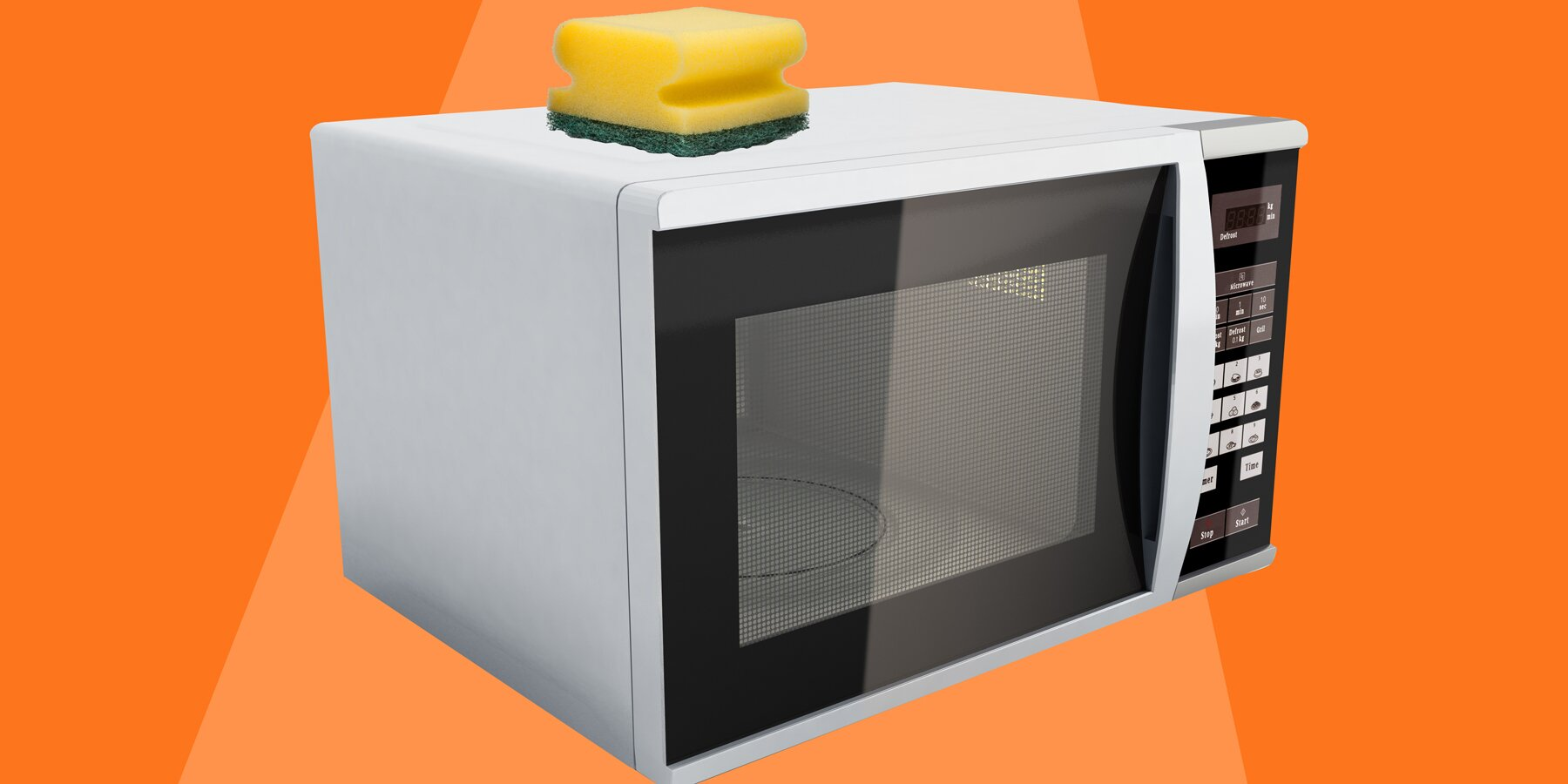Microwave Cleaning Hacks And Tricks To