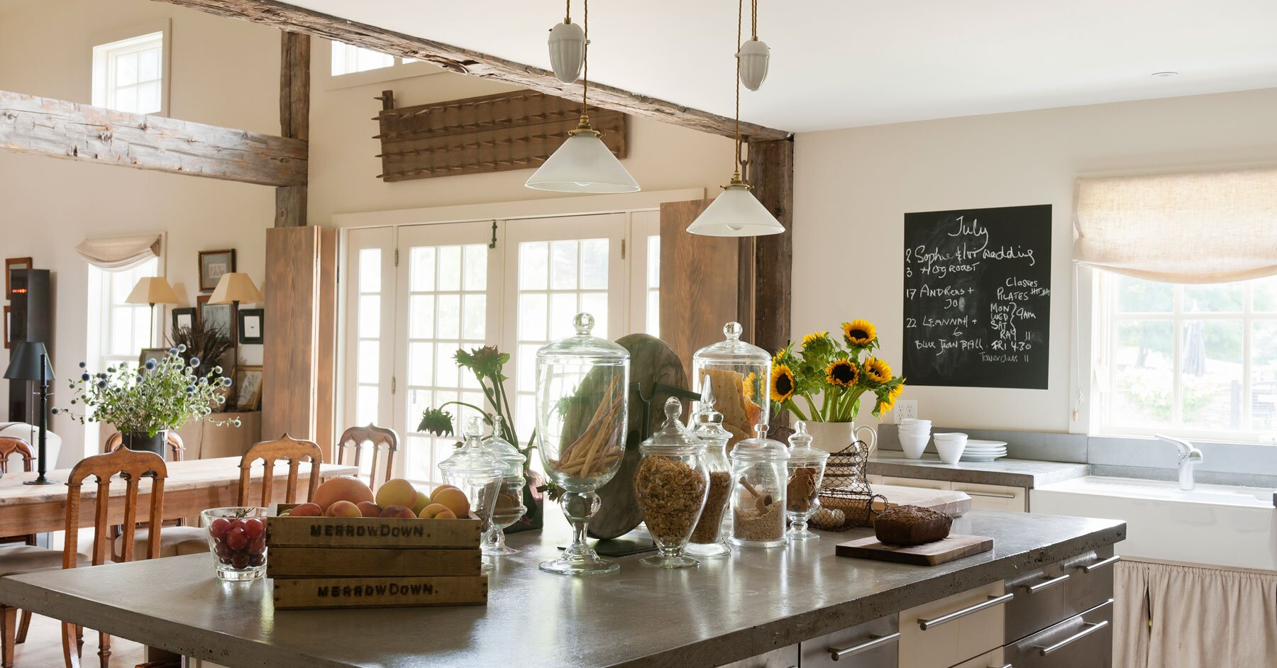 Must-Have Farmhouse Kitchen Decor Ideas  Real Simple