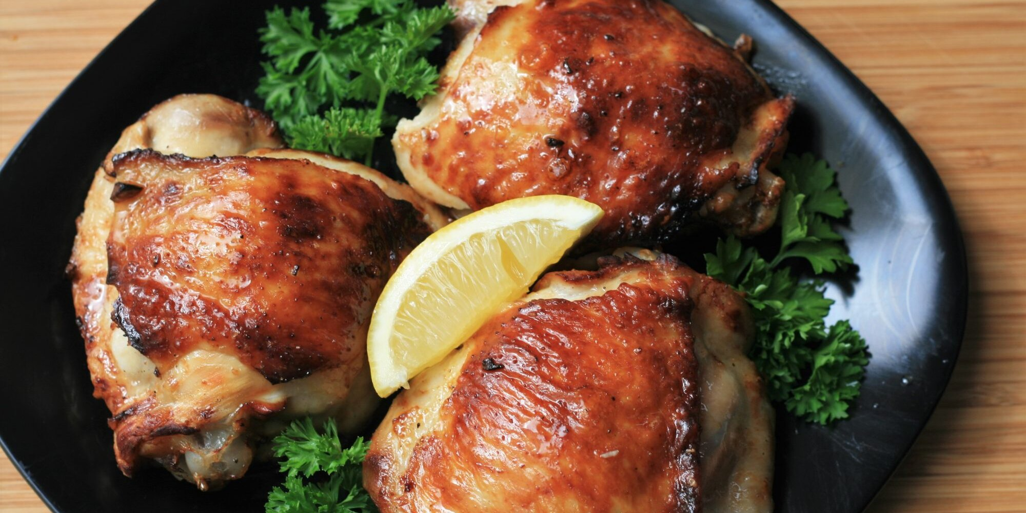 10 Air Fryer Chicken Thigh Recipes to Make for Dinner Tonight
