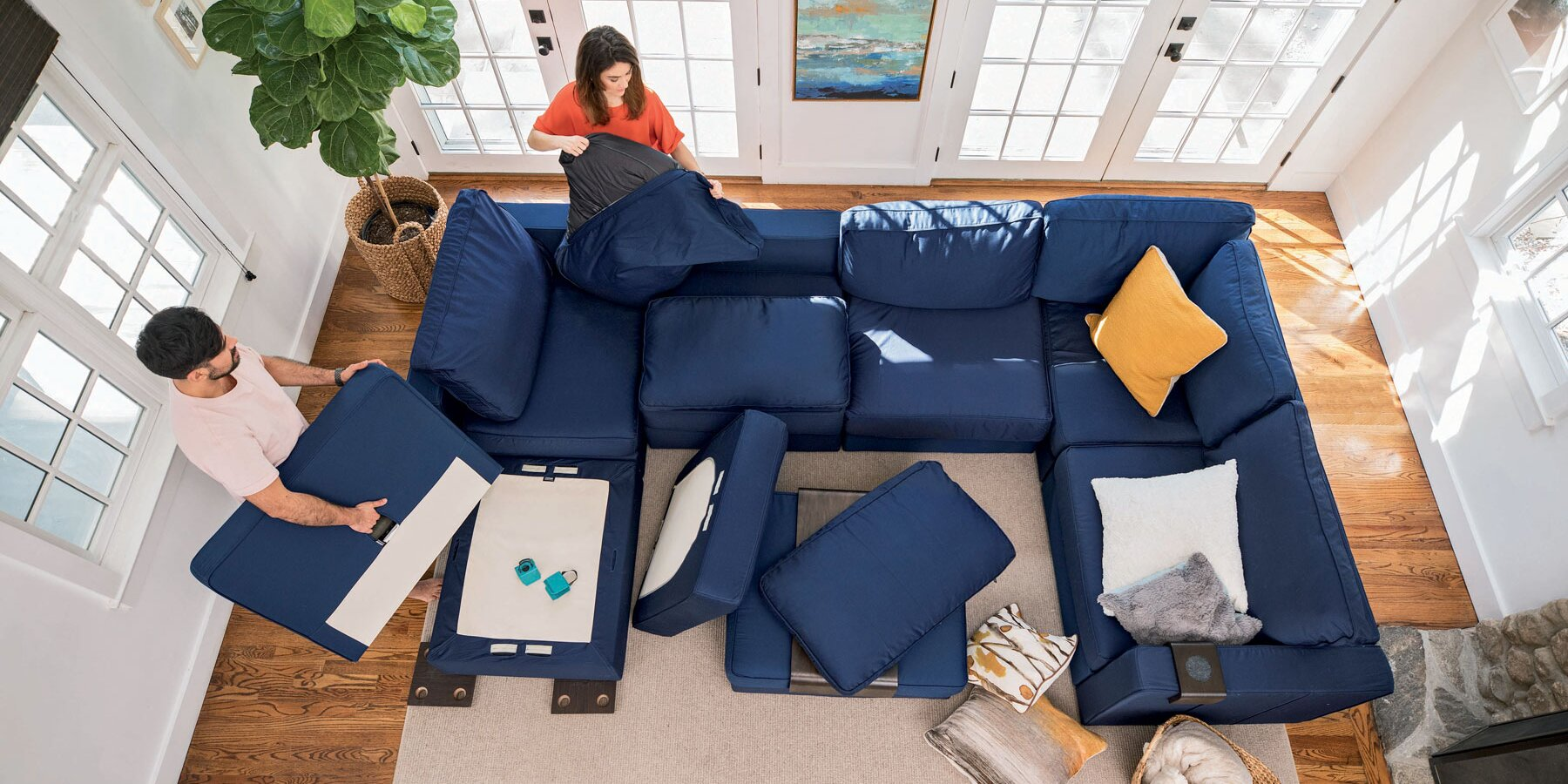 Lovesac Sactional Review The Versatile Couch We Ve Been Waiting For