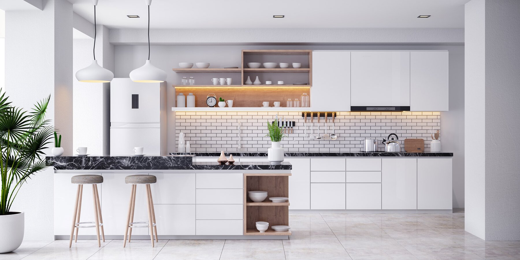 Kitchen Remodel Costs How Much To Spend On Your Renovation Real Simple