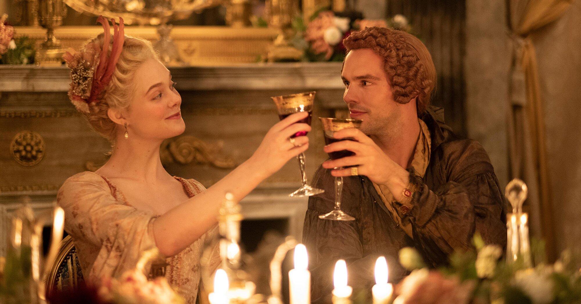 Huzzah! Hulu's 'The Great' renewed for season 2