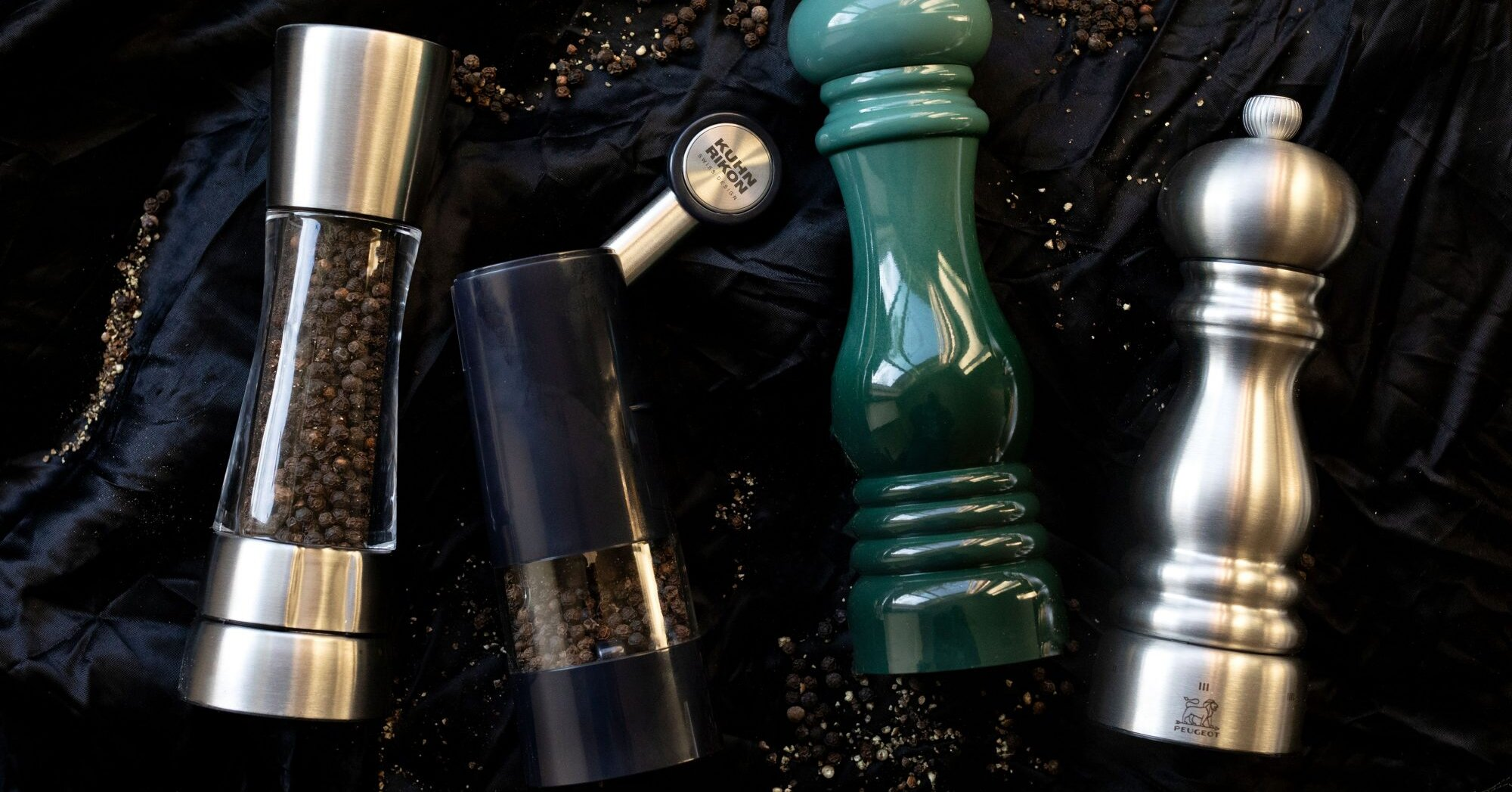 The 7 Best Pepper Mills, Tested by Allrecipes