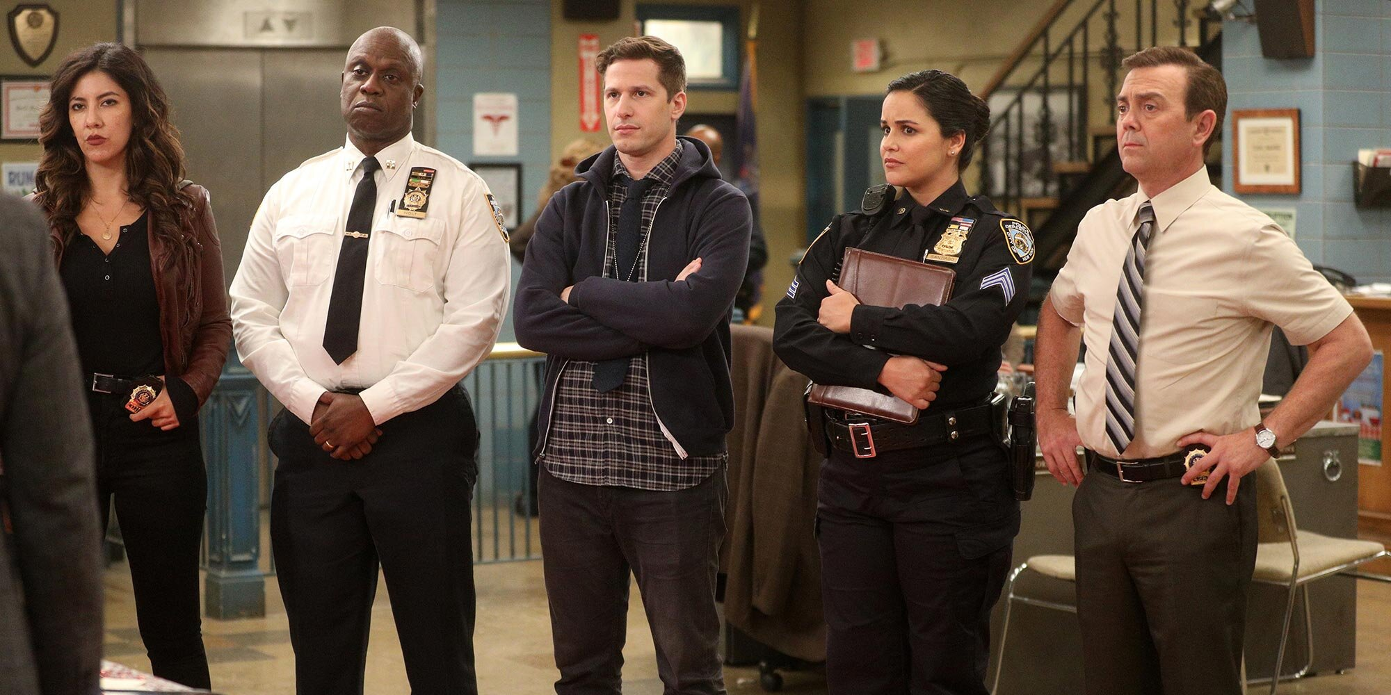 Brooklyn Nine-Nine delayed, to end after season 8 - Entertainment Weekly