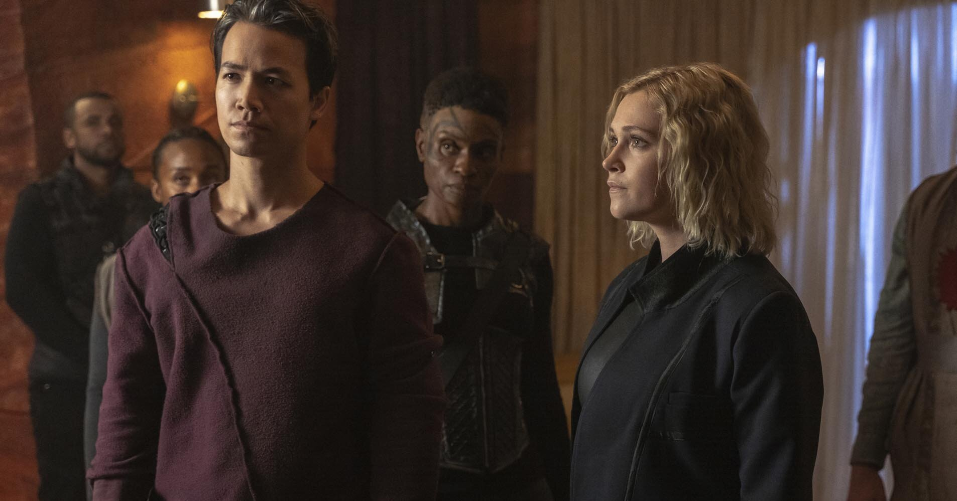 The 100 showrunner gives update on potential prequel that's 'pivotal' to final season
