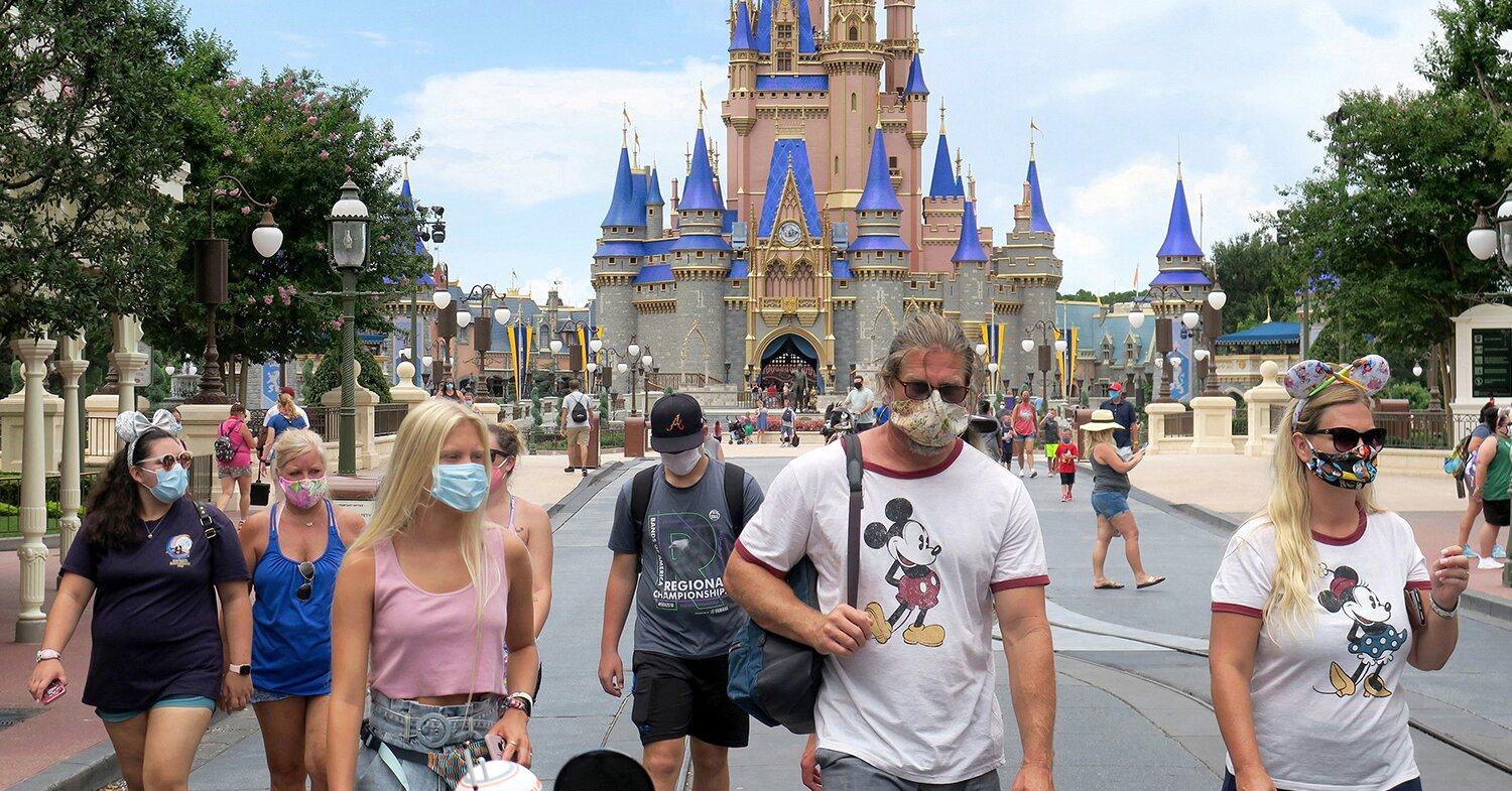 What It's Really Like to Visit Walt Disney World During the Pandemic — and 3 Tips if You Go