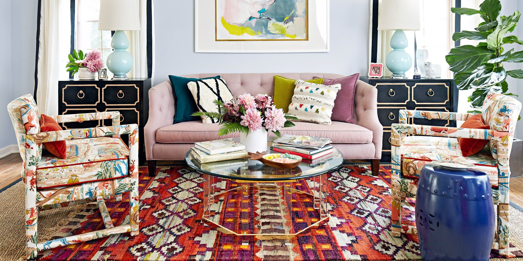 Your Guide To The Best Types Of Upholstery Fabric For Furniture Better Homes Gardens