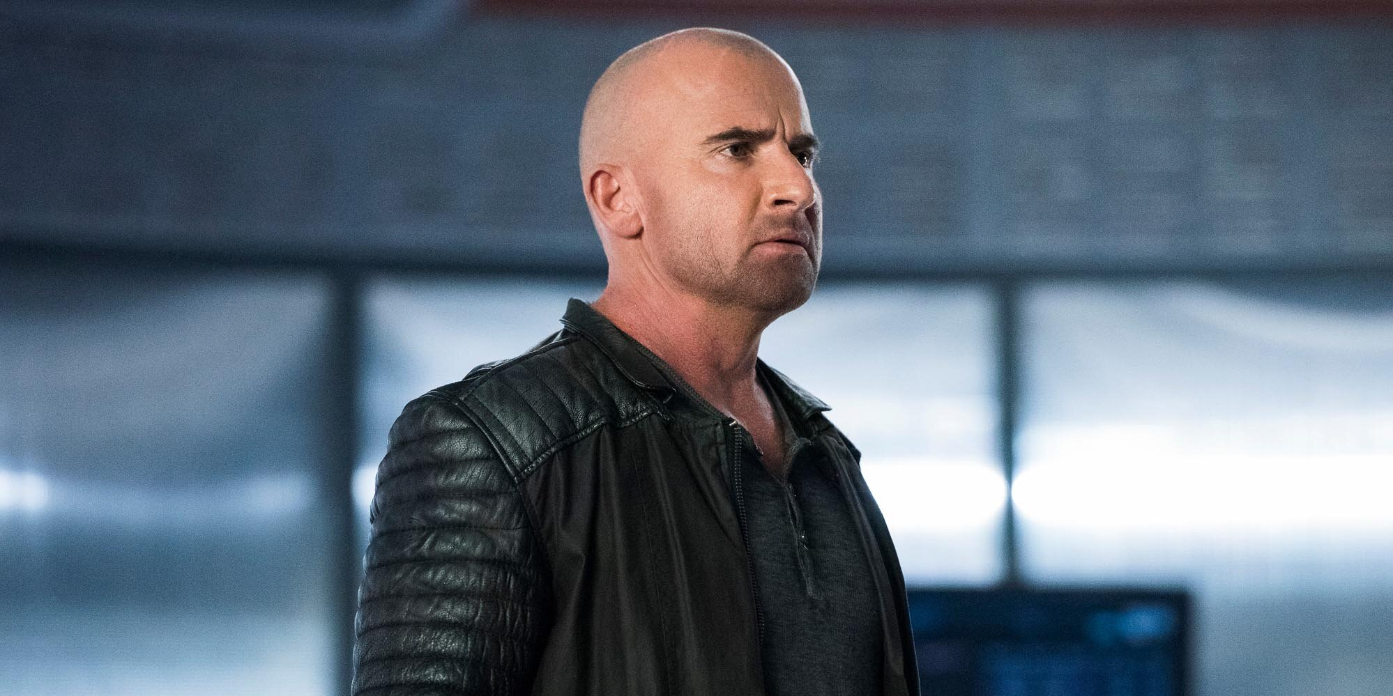 'Legends of Tomorrow' star Dominic Purcell says he's 'walking away' from the CW show