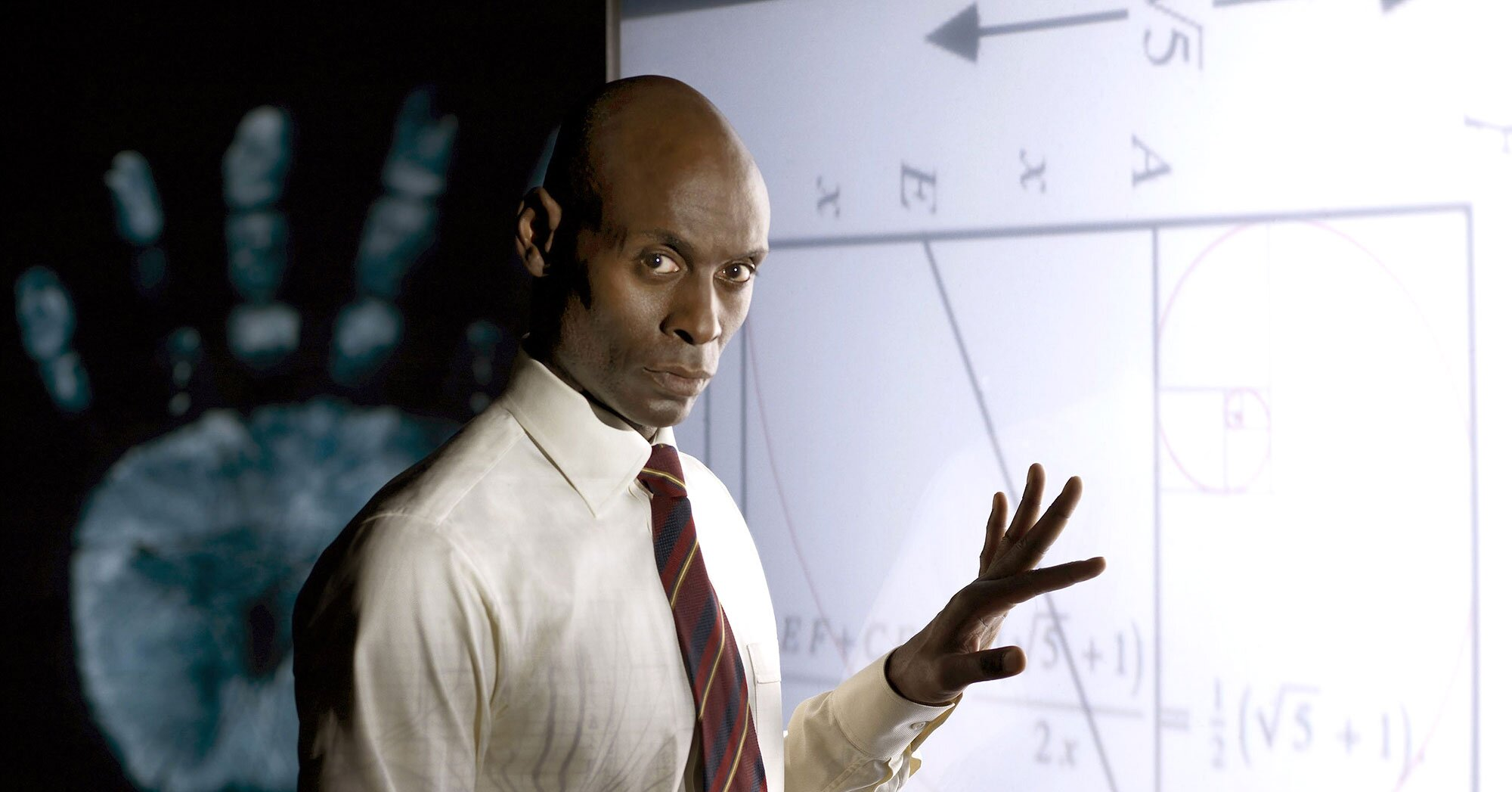 Lance Reddick picks the perfect 'Fringe,' 'The Wire' and 'Bosch' episodes to binge