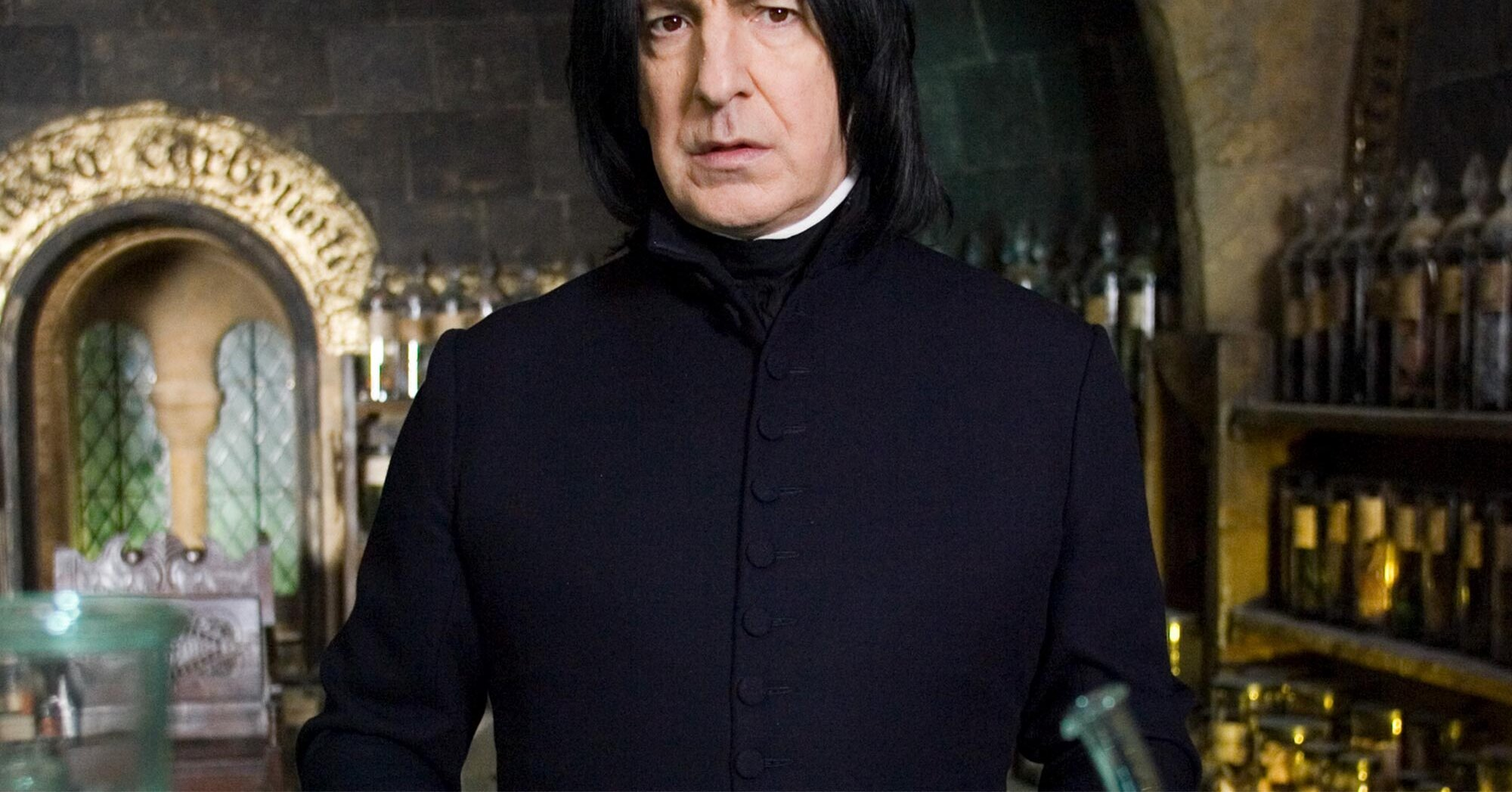 J.K. Rowling posts a tribute to Alan Rickman that will bring tears to your eyes