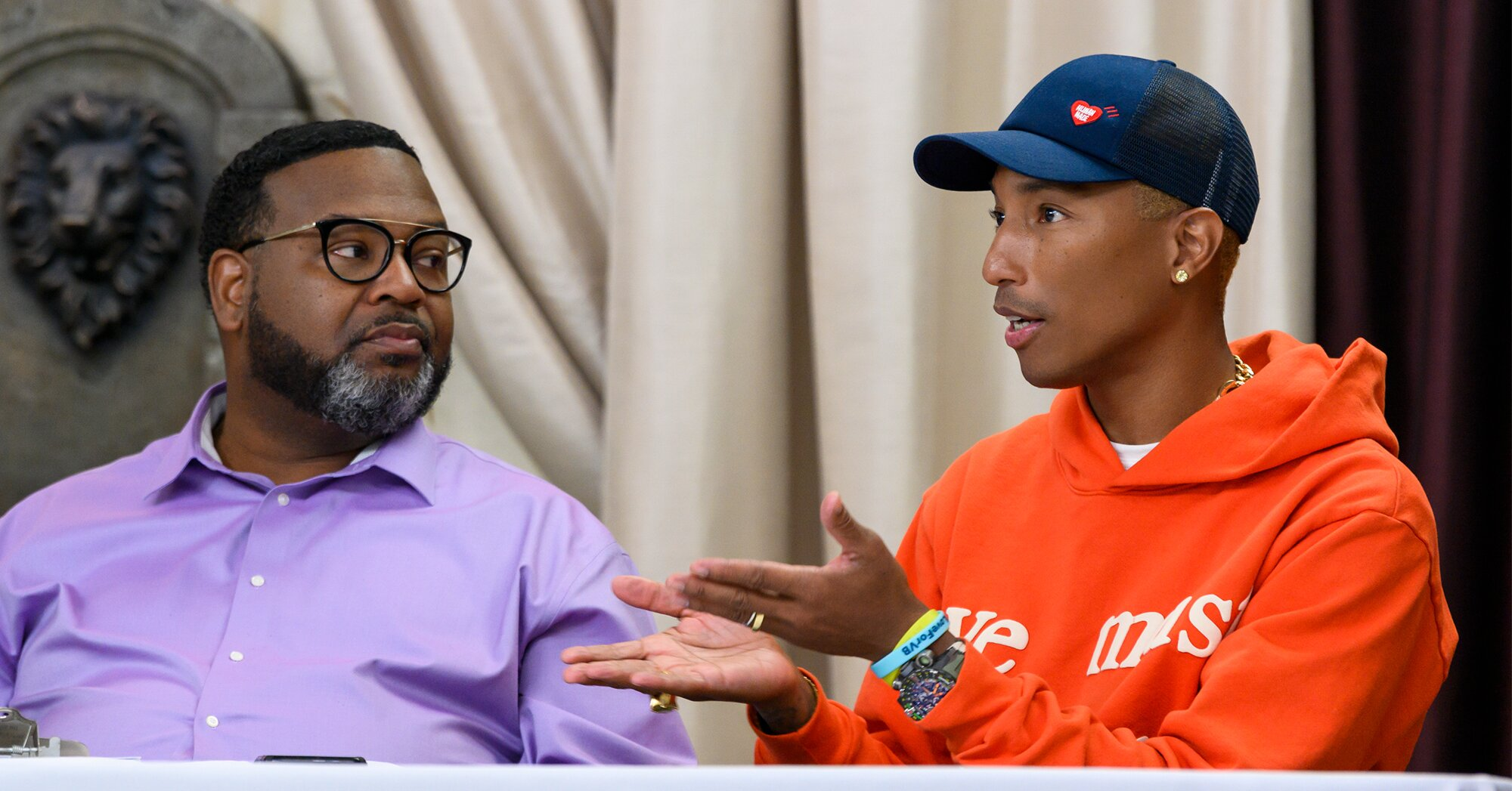 Pharrell will return home to build a gospel choir in Netflix's 'Voices of Fire'