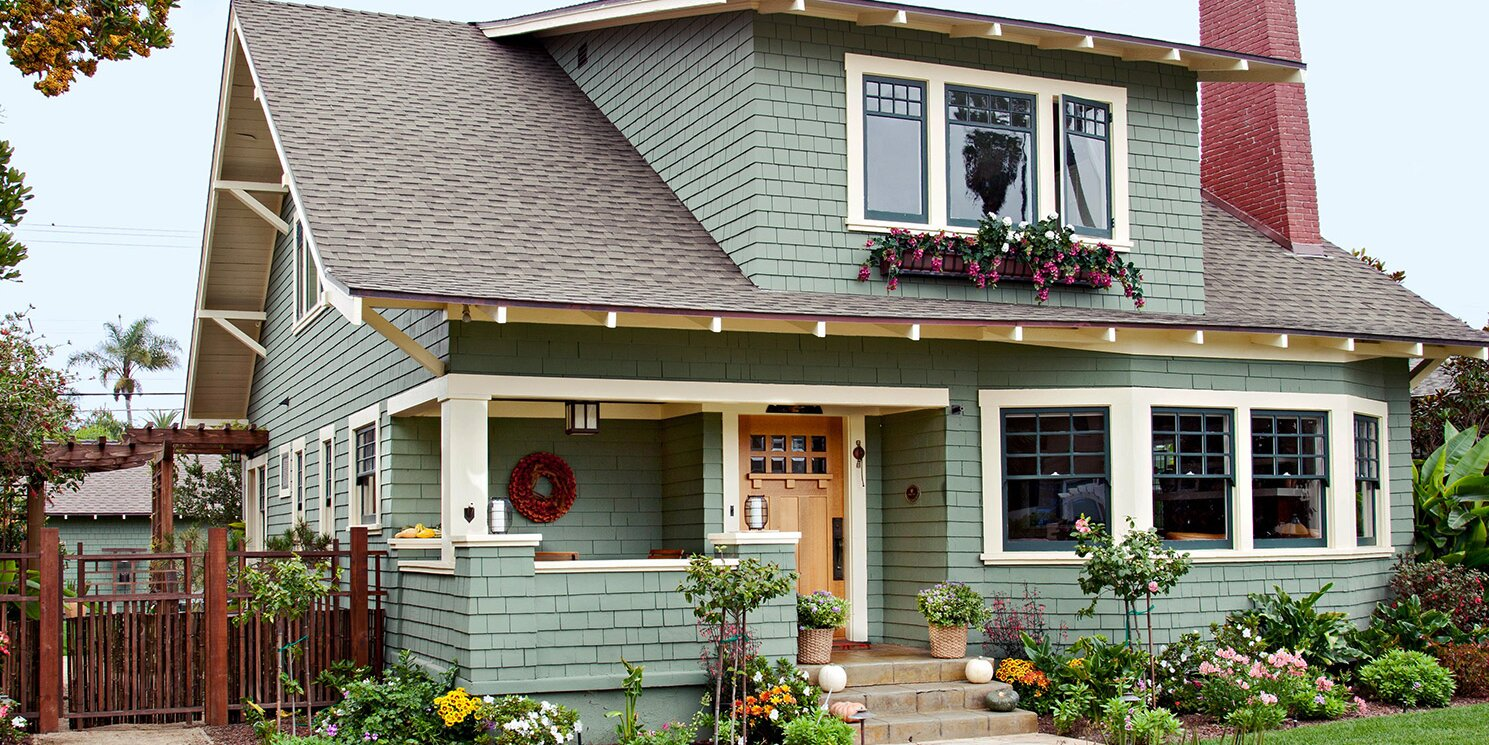 How To Pick The Perfect Color For Your House Style Better Homes Gardens