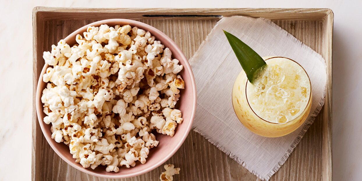 Create a Movie Theater-Style Experience at Home with These Recipes