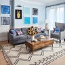 2020 Real Simple Home Tour: Living Room
