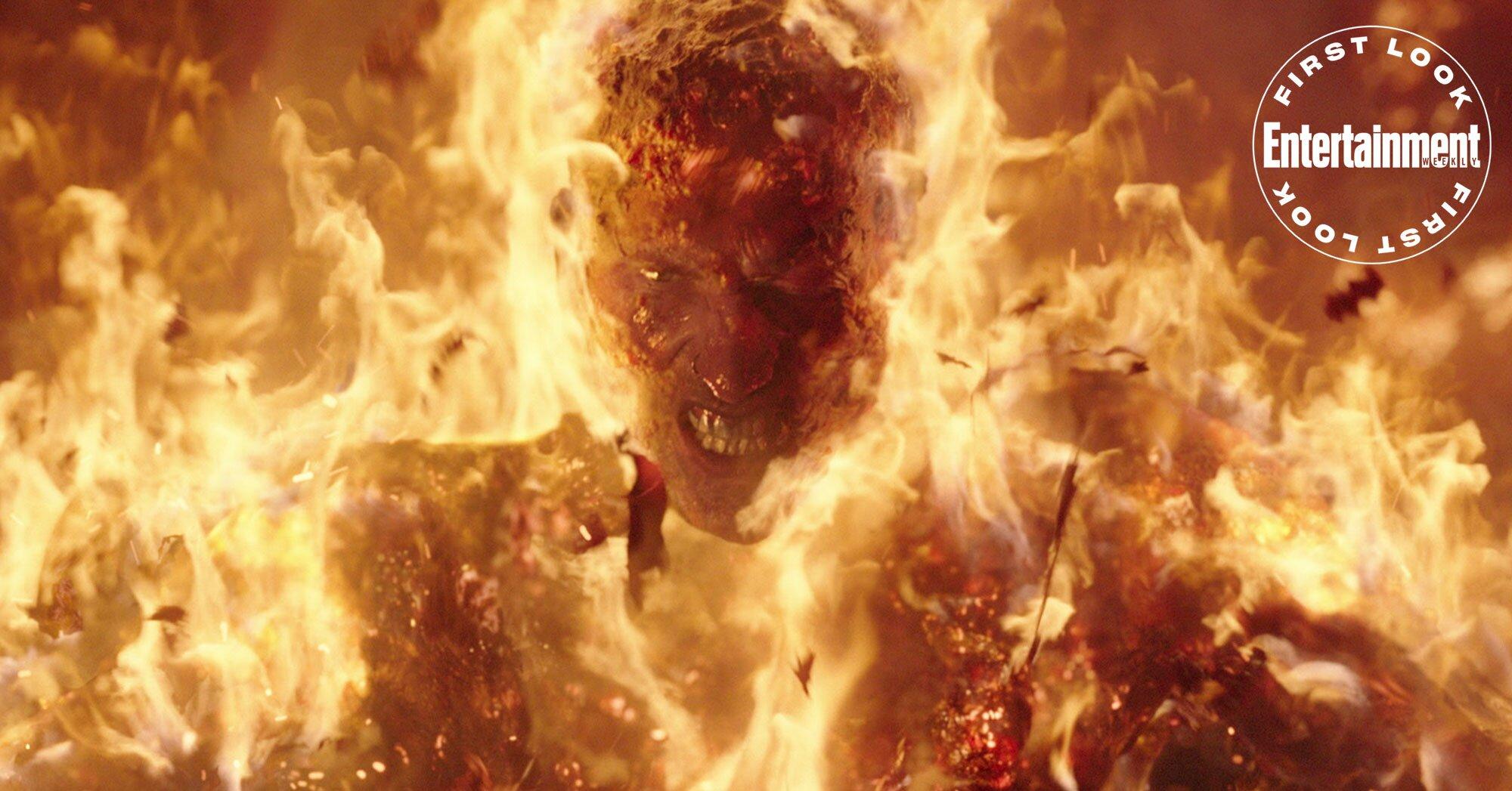 Get an electrifying first look at Jamie Foxx's Netflix thriller, Project Power