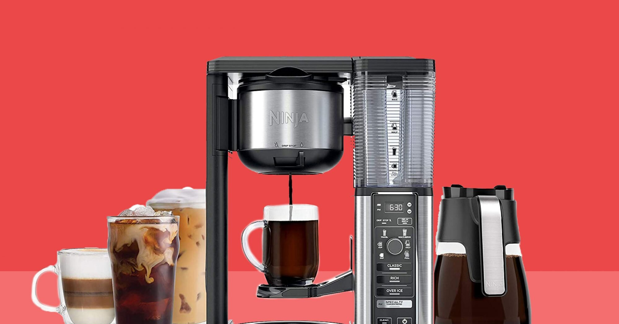 PSA: Amazon Launched Early Black Friday Deals on Brands Like Cuisinart and Ninja