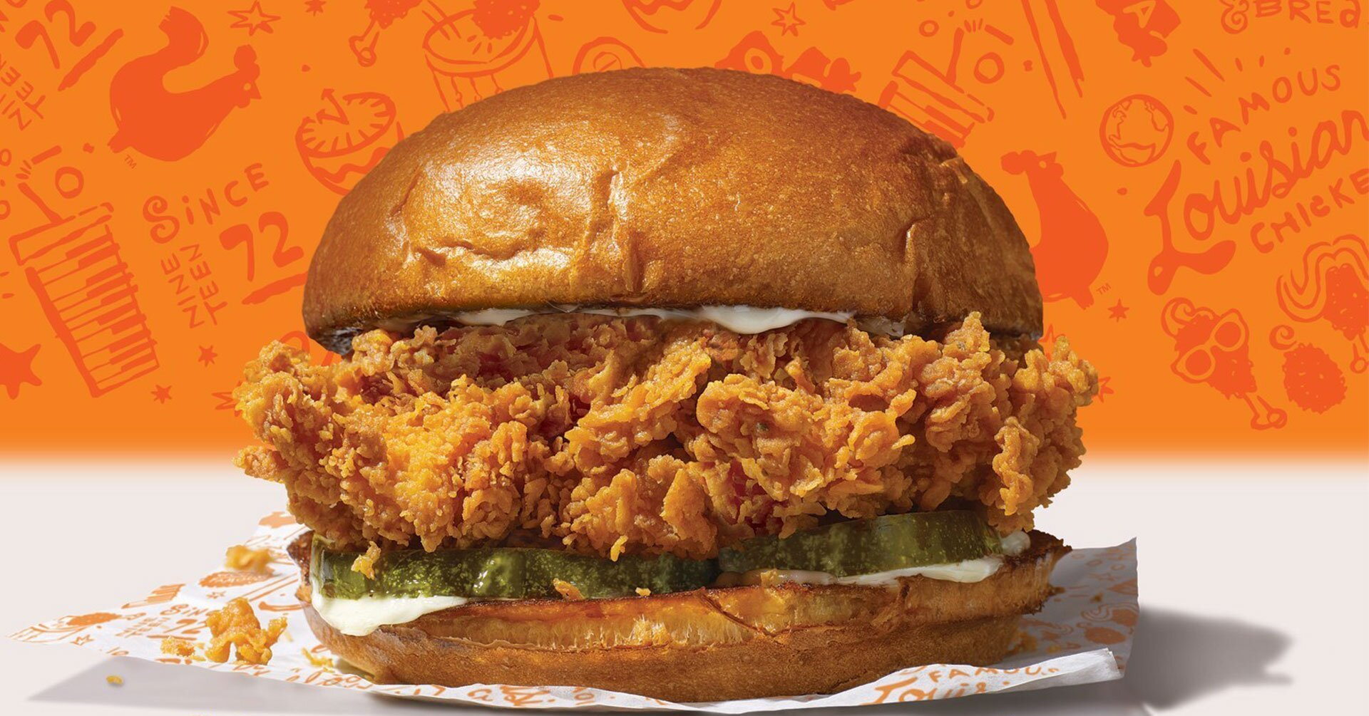 Learn How To Get a Free Popeyes Chicken Sandwich Through the End of June