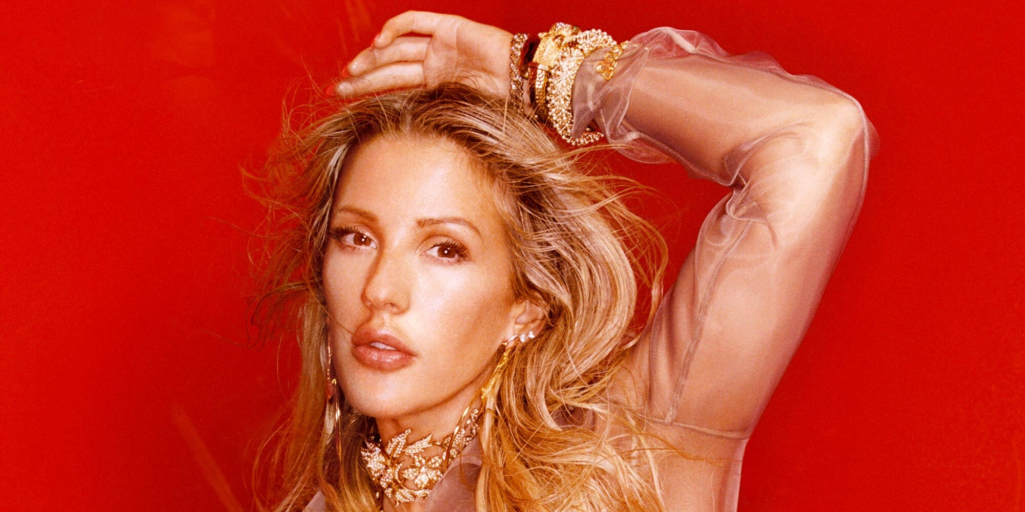 Ellie Goulding Dives Into Self Discovery And Romantic Disillusionment On New Album Brightest Blue Ew Com