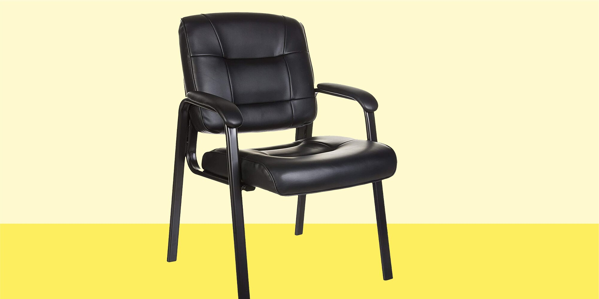 This Unexpected Chair From Amazon Made My Back Pain Disappear