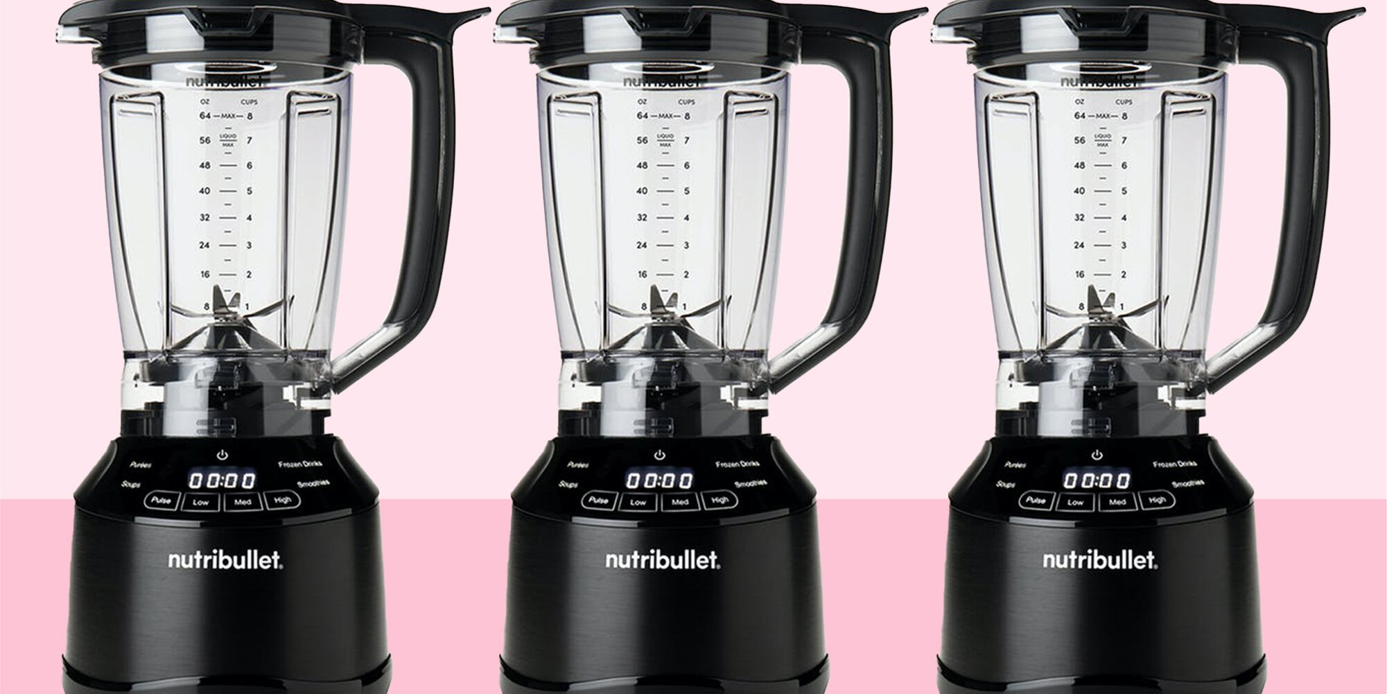 I Tried Nutribullet's Blender That's Half the Price of Competitors—and I'm Never Going Back
