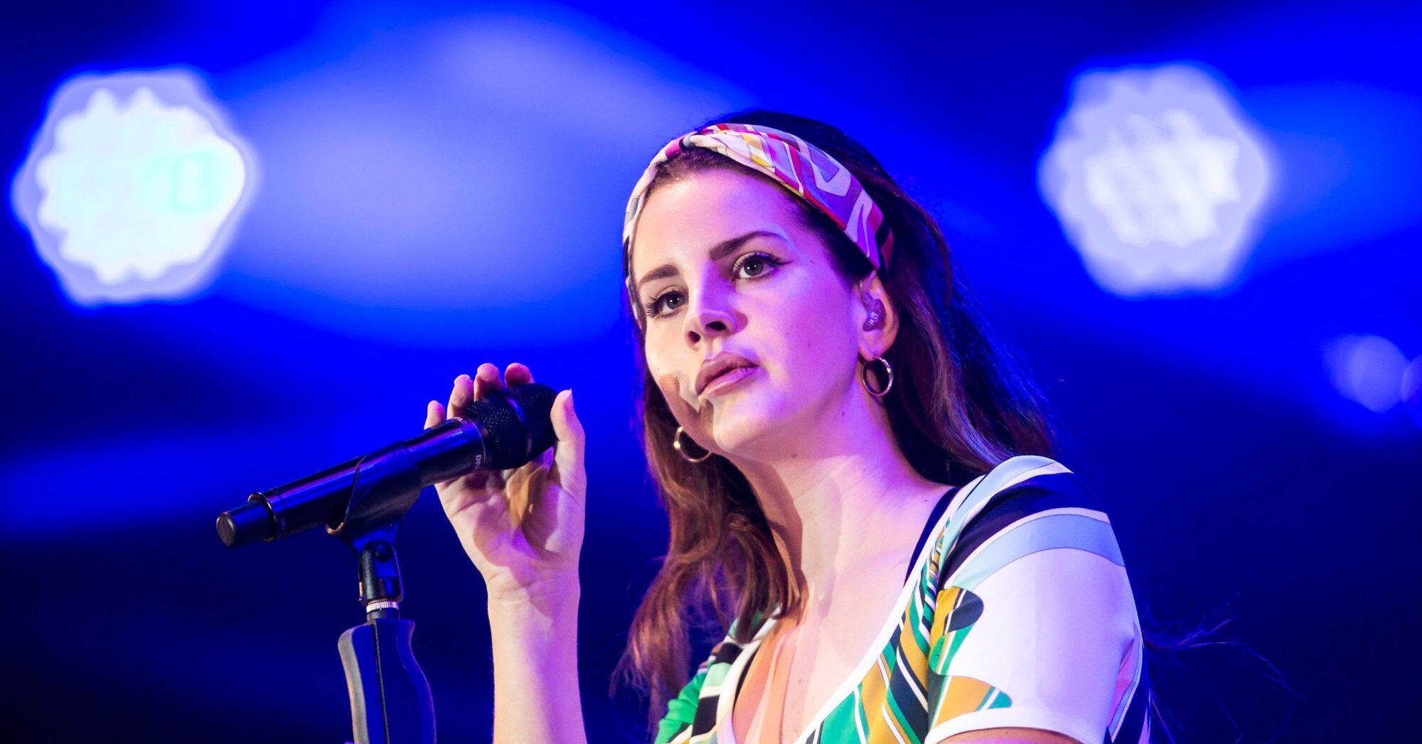 Lana Del Rey clarifies comments about Trump's role in Capitol riots: 'It's not the point'