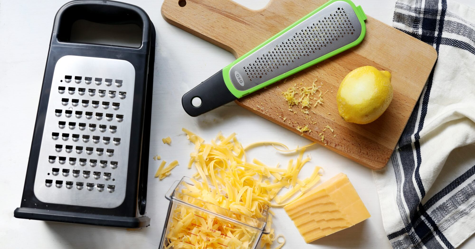 The 10 Best Cheese Graters, Tested by Allrecipes