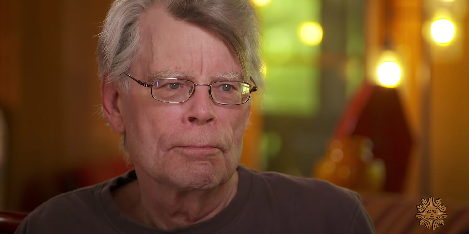 Stephen King surprised mom with Carrie book advance so she could quit job as she fought cancer.jpg
