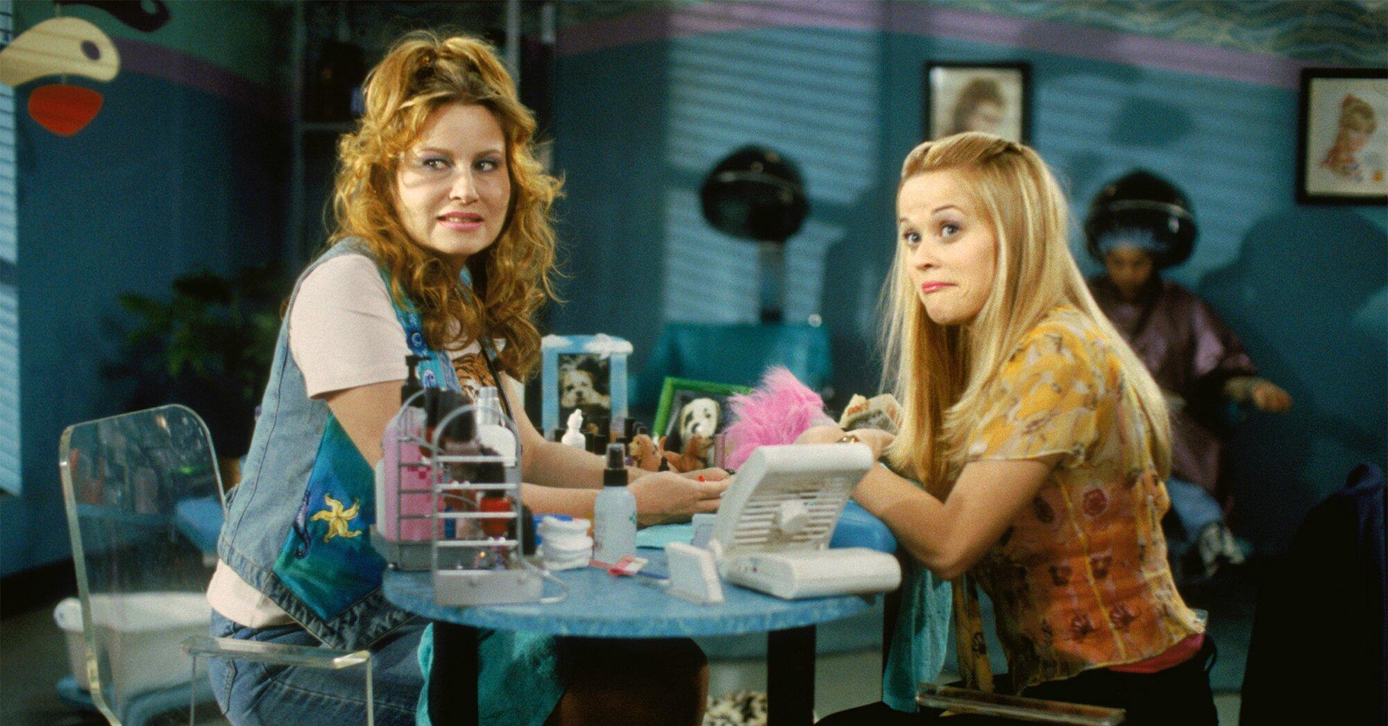 Watch the Legally Blonde cast reunion | EW.com
