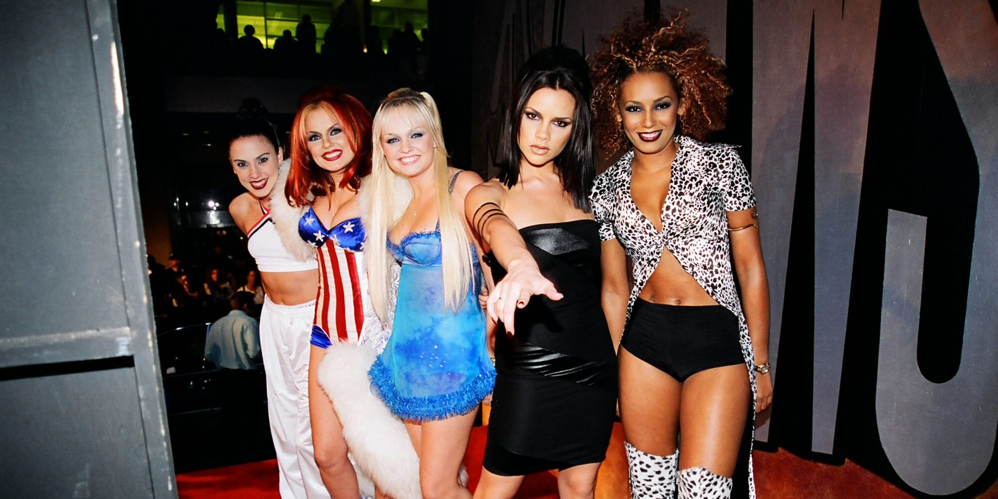 Mel C Says Victoria Beckham 'Would Love' to Reunite with Spice Girls at Future Glastonbury Fest.jpg