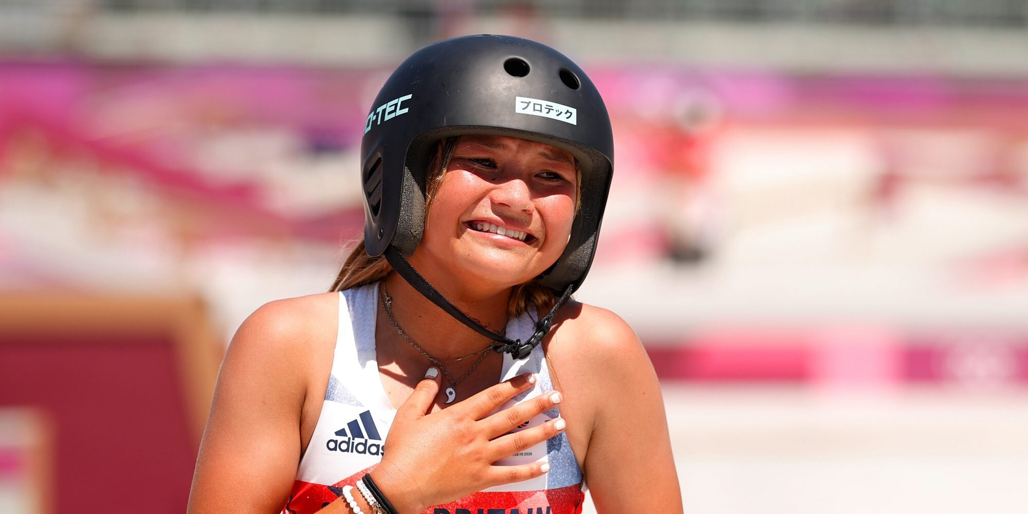 Calif. Native (and DWTS: Juniors Champ) Sky Brown, 13, Wins Bronze in Women's Skateboarding Park