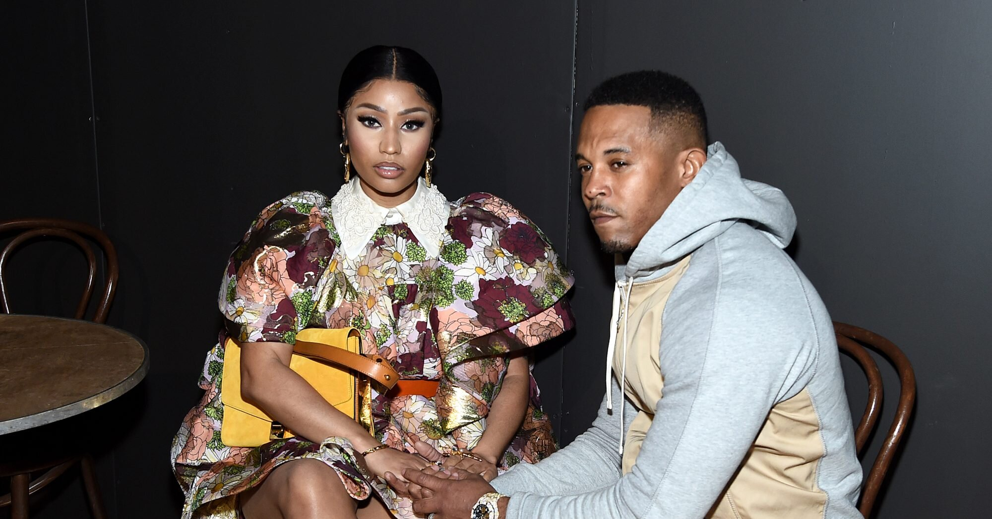 Nicki Minaj Is Pregnant and Expecting Her First Child with Husband Kenneth Petty