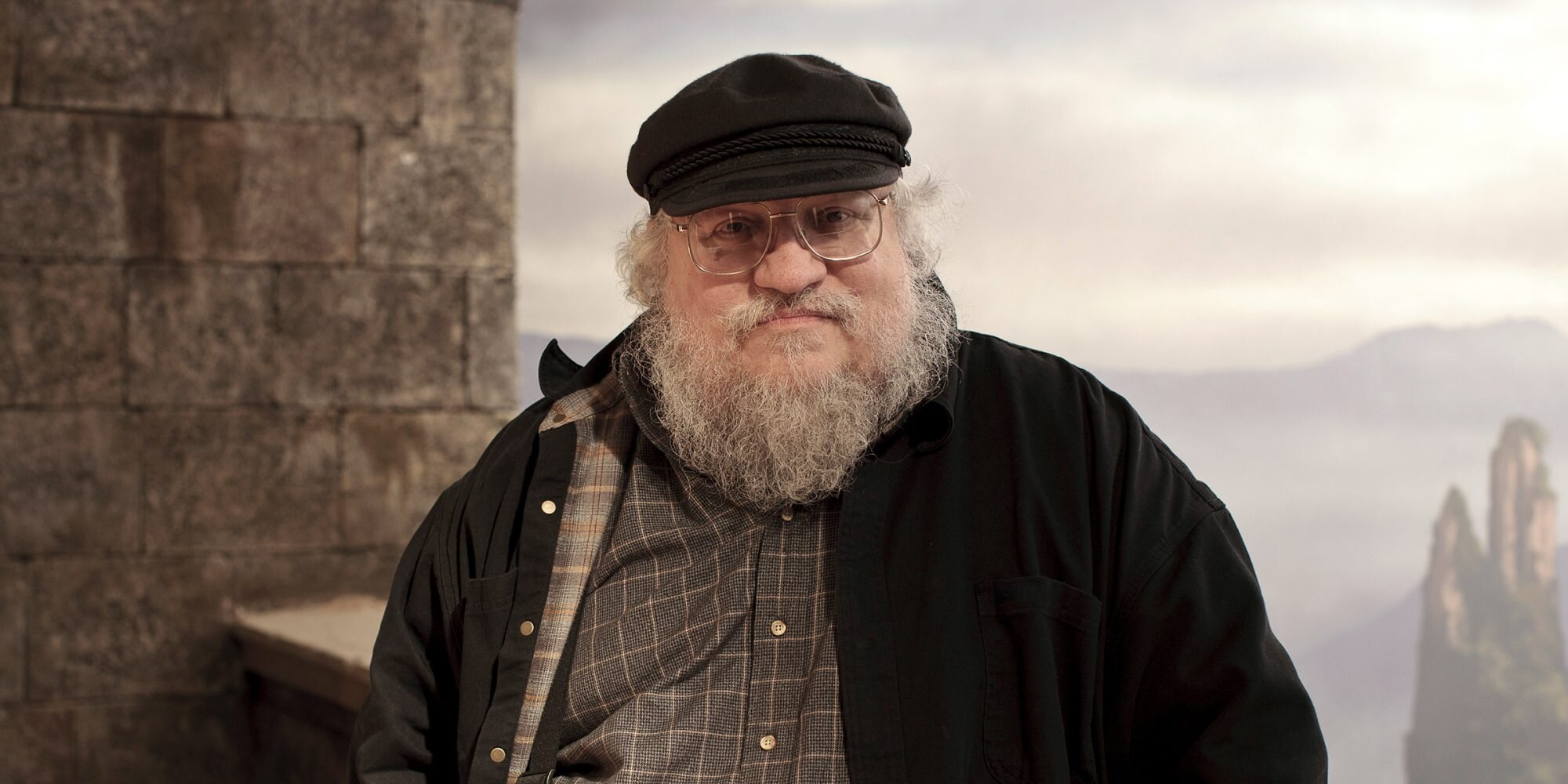 George R.R. Martin just offered a cryptic update on 'The Winds of Winter'... or did he?
