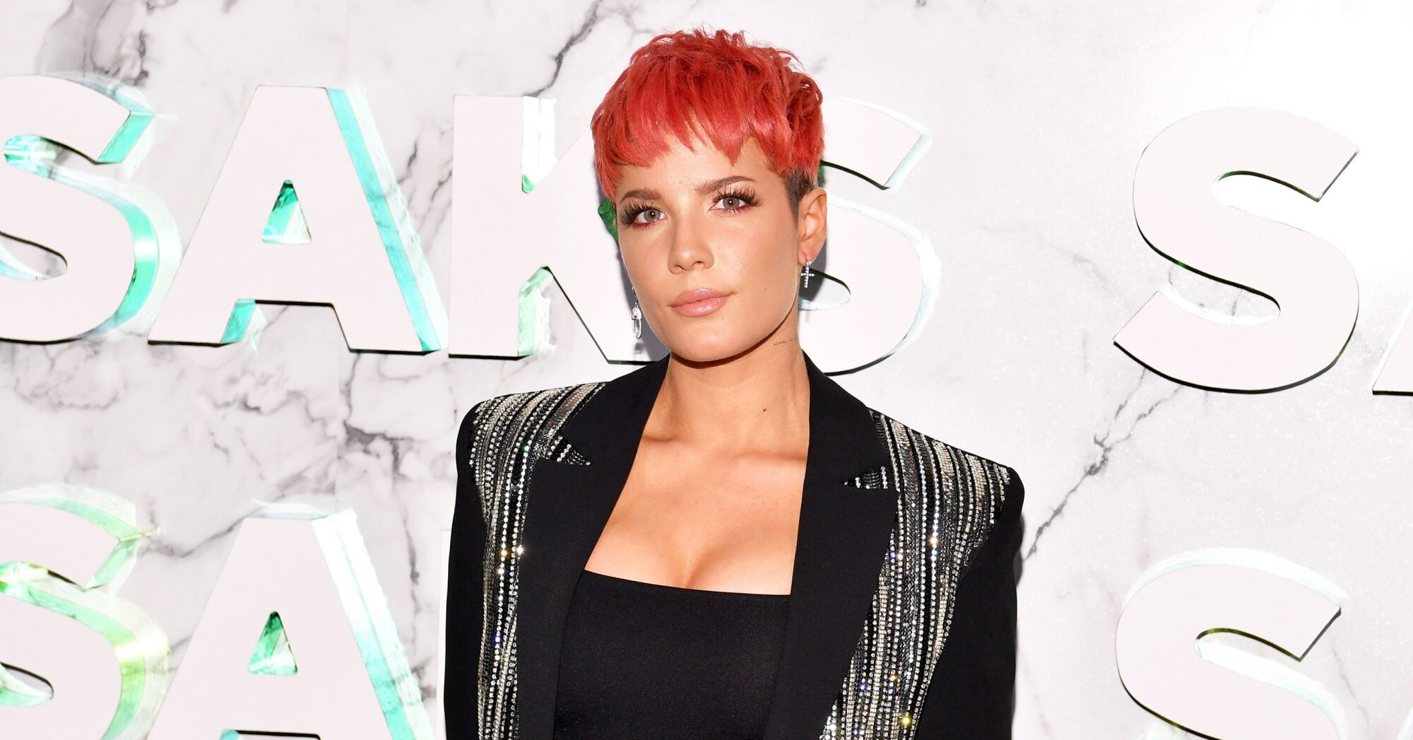 Halsey Explains Why She Changed Her Name: 'I Felt That Ashley Didn't Deserve to Be Famous'