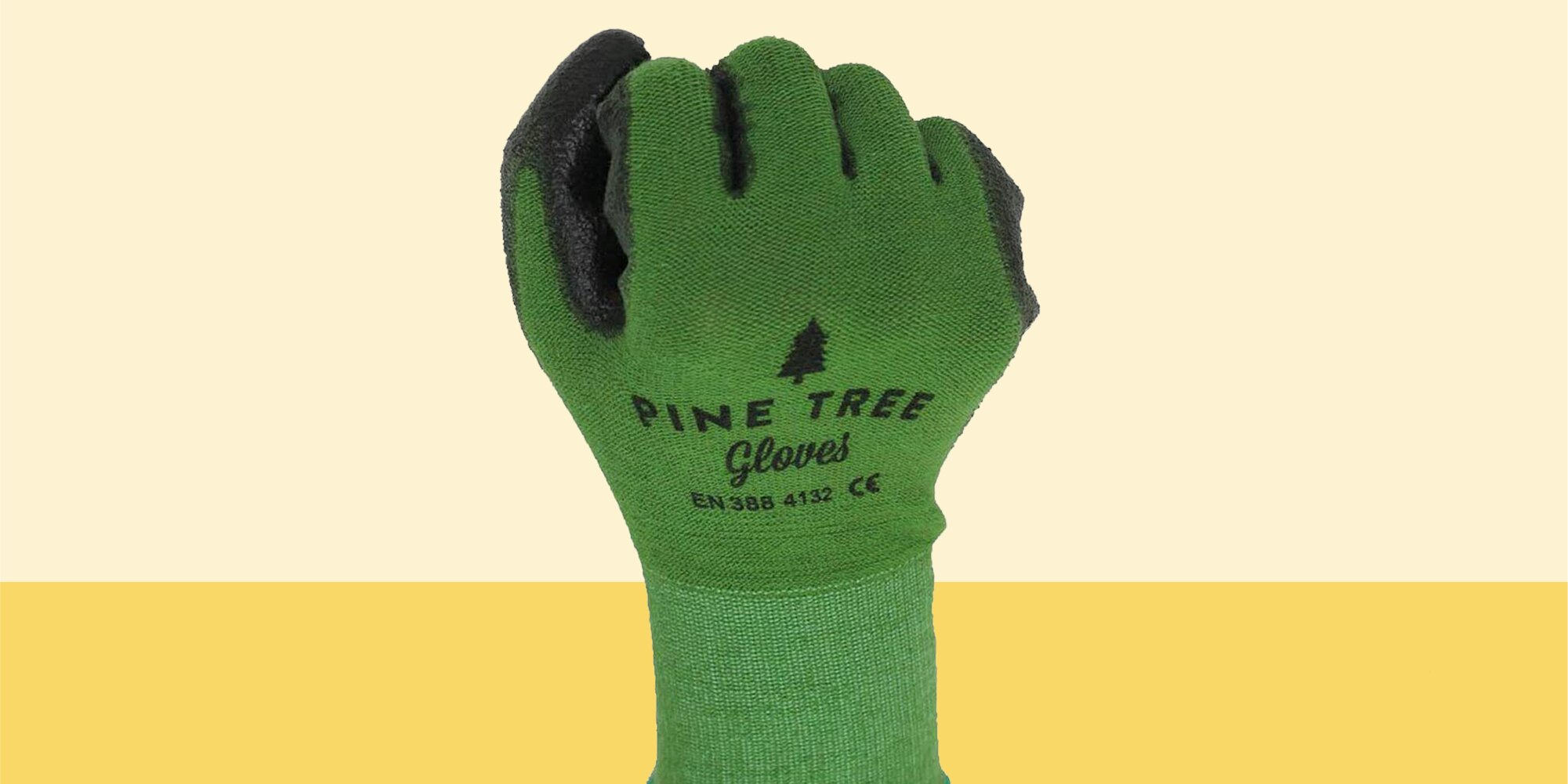These Breathable Bamboo Gardening Gloves Fit 'Like a Second Skin' but Still Protect Your Hands